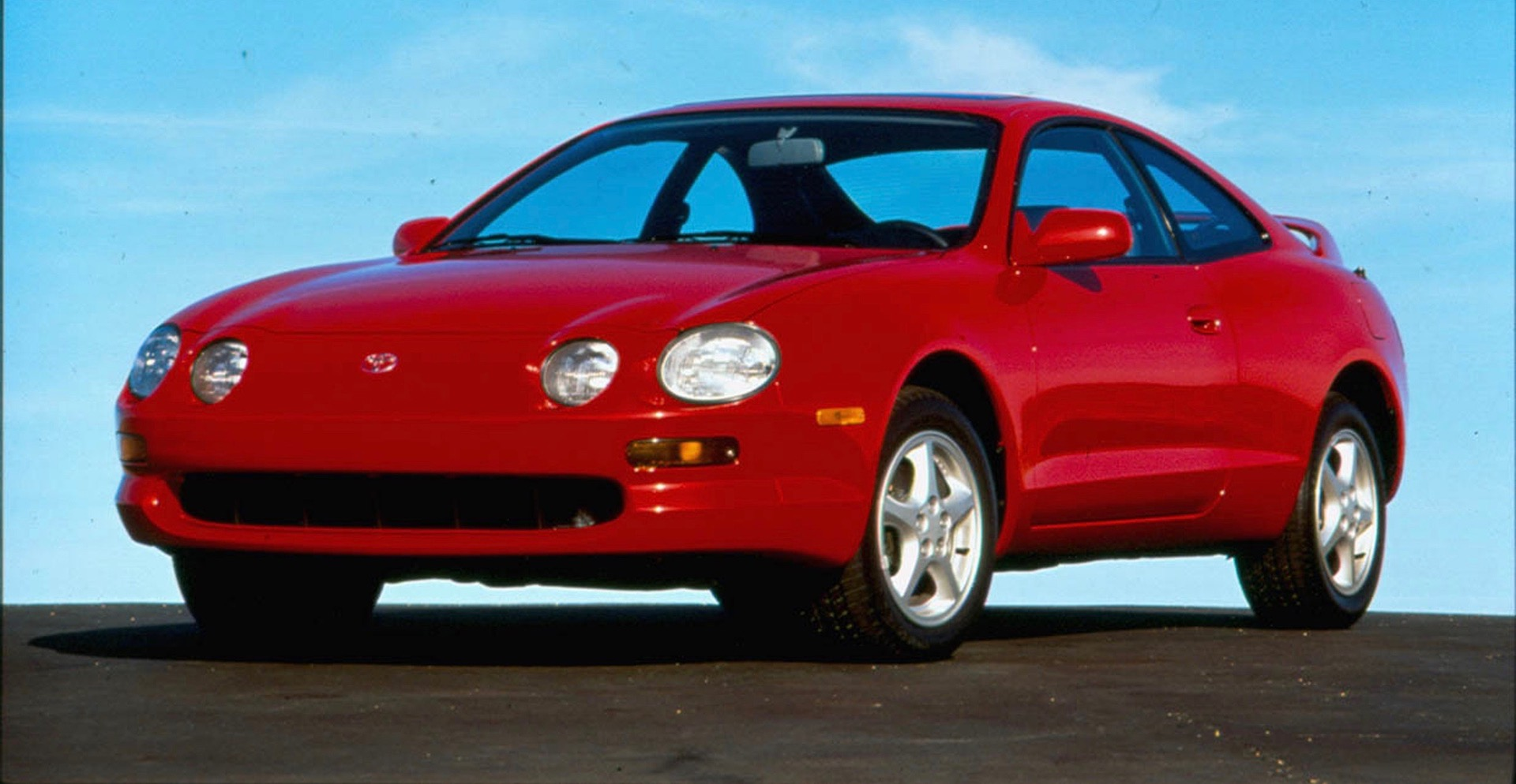 1994 Toyota Celica Review  Ratings  Specs  Prices  And