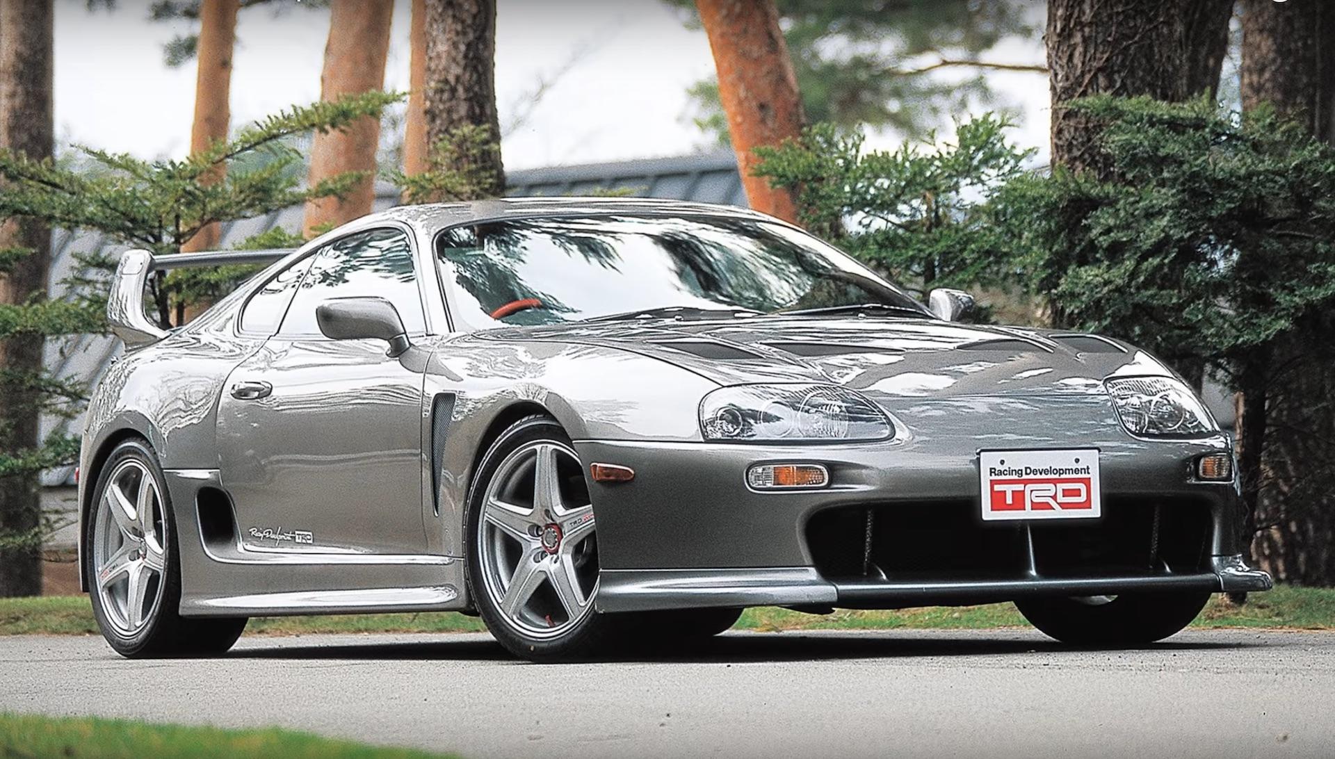 Kekurangan Toyota Supra 1994 Perbandingan Harga