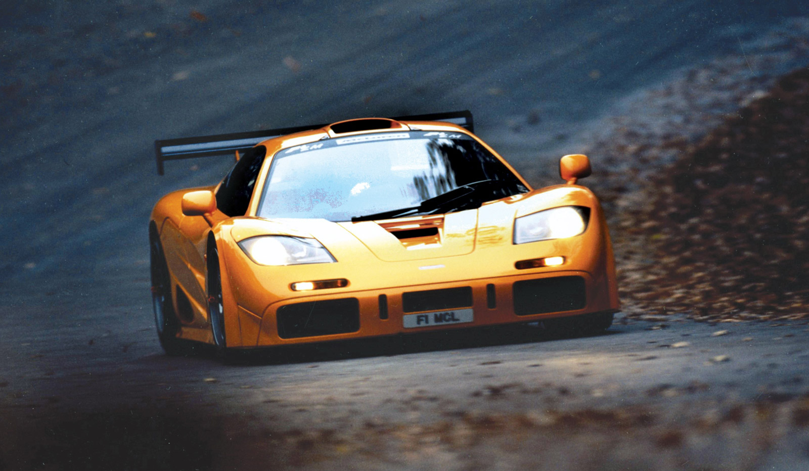 Mclaren F1 Lm Prototype S First Visit Outside The U K Is