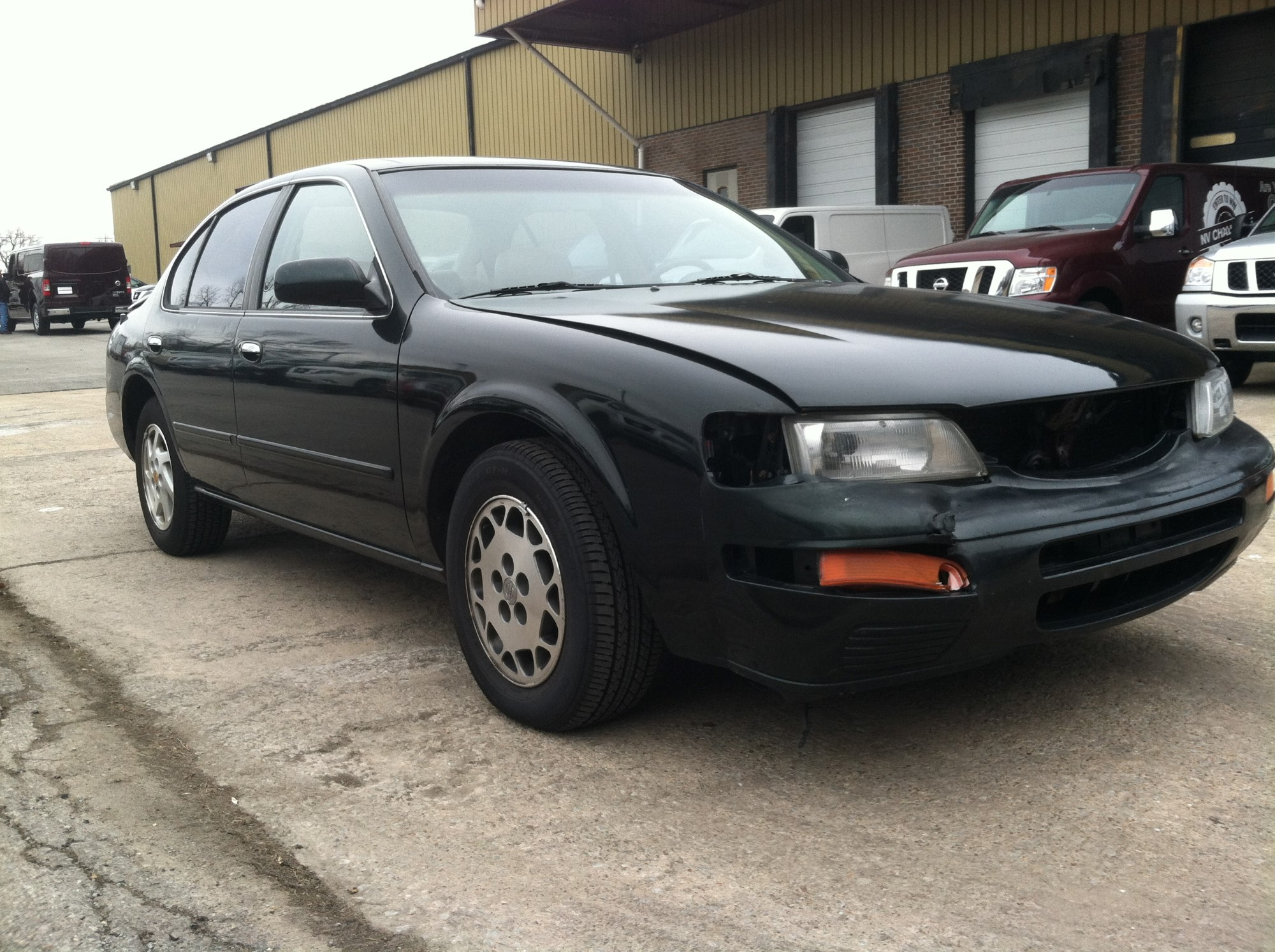 Craigslist 1996 Maxima Will Be Restored & Displayed At Nissan USA ...