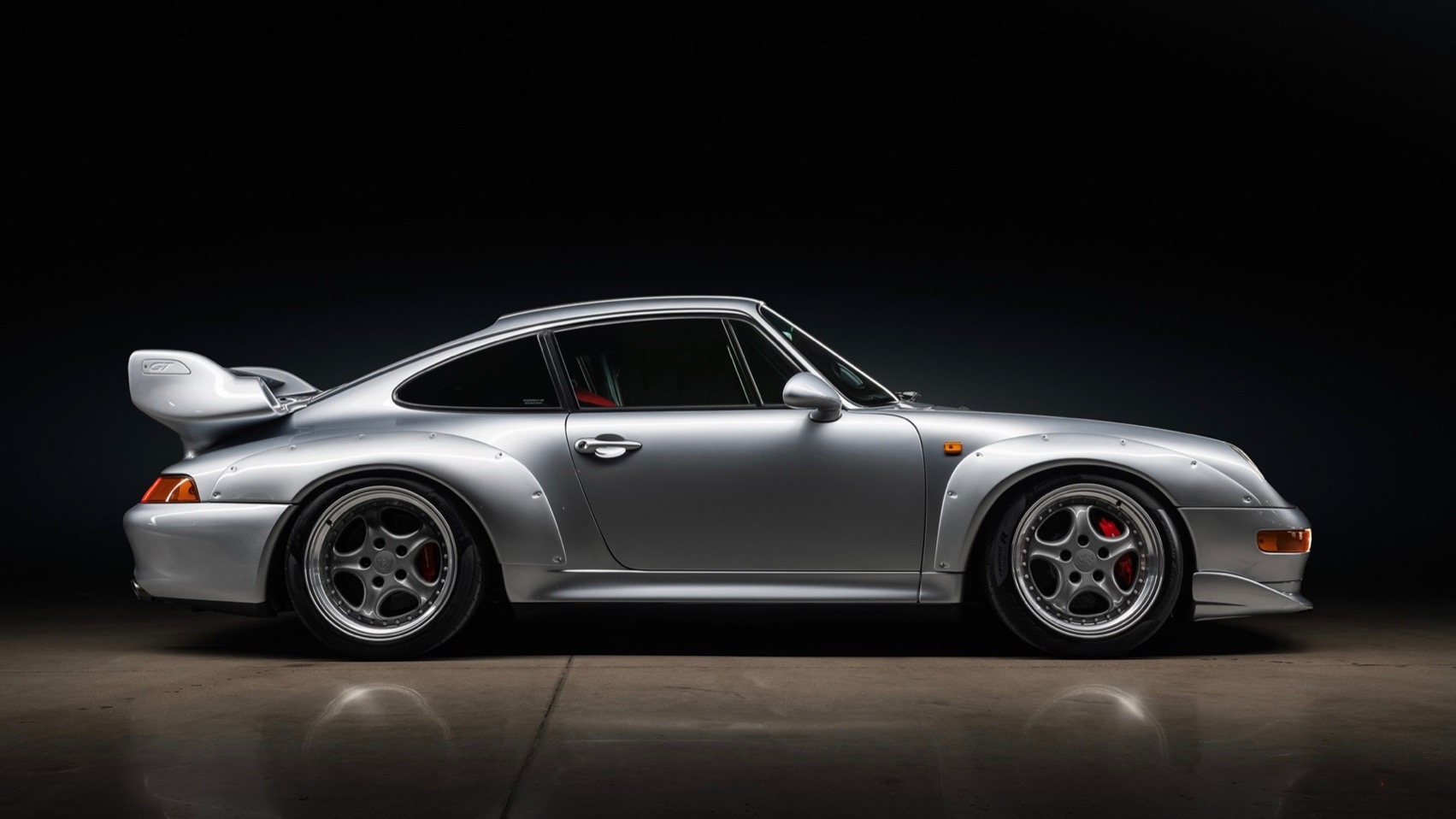 photo of 1996 Porsche 911 GT2 for sale through online auction image