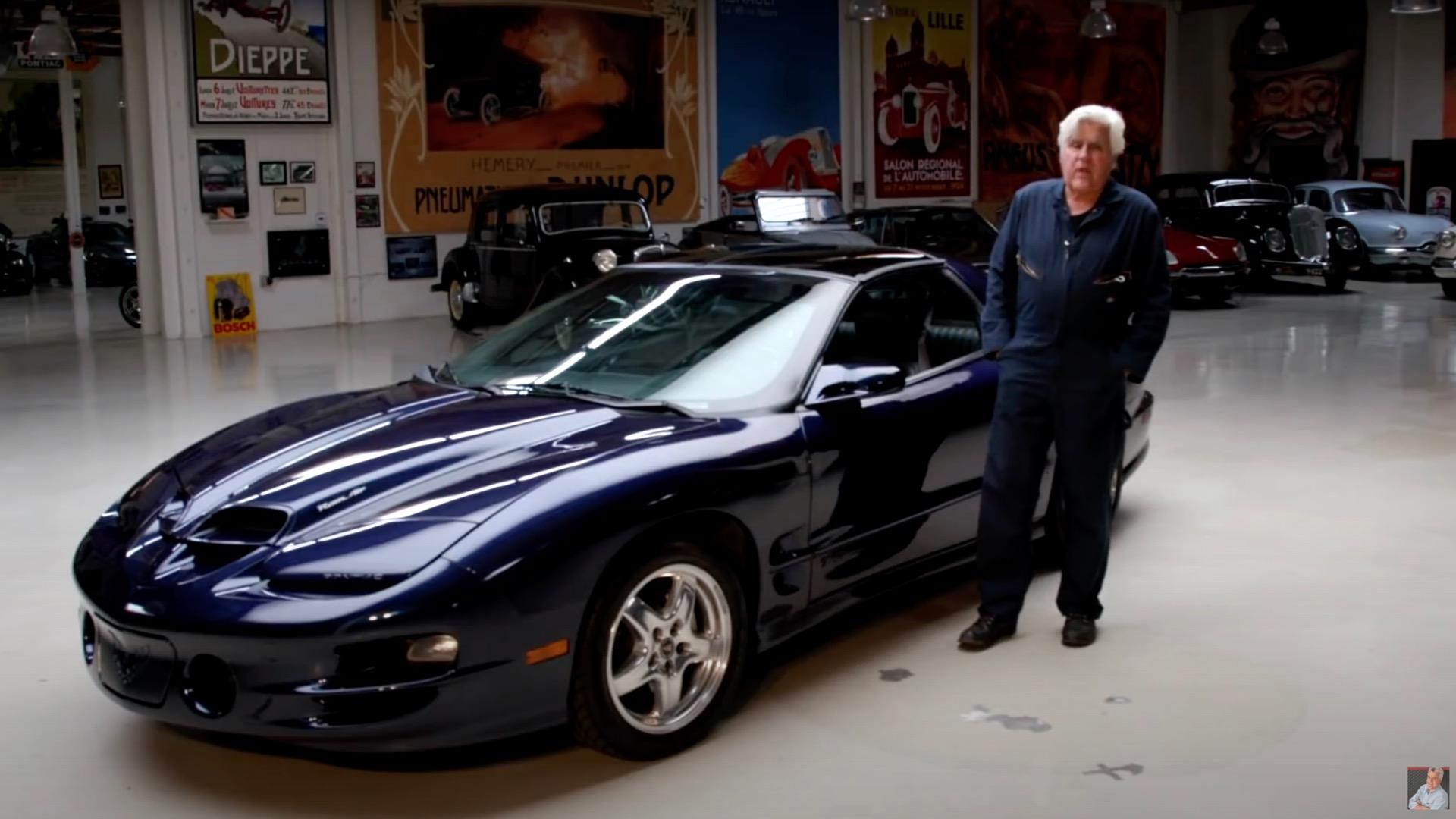 Jay Leno explains why the 2002 Pontiac Firebird is an overlooked gem