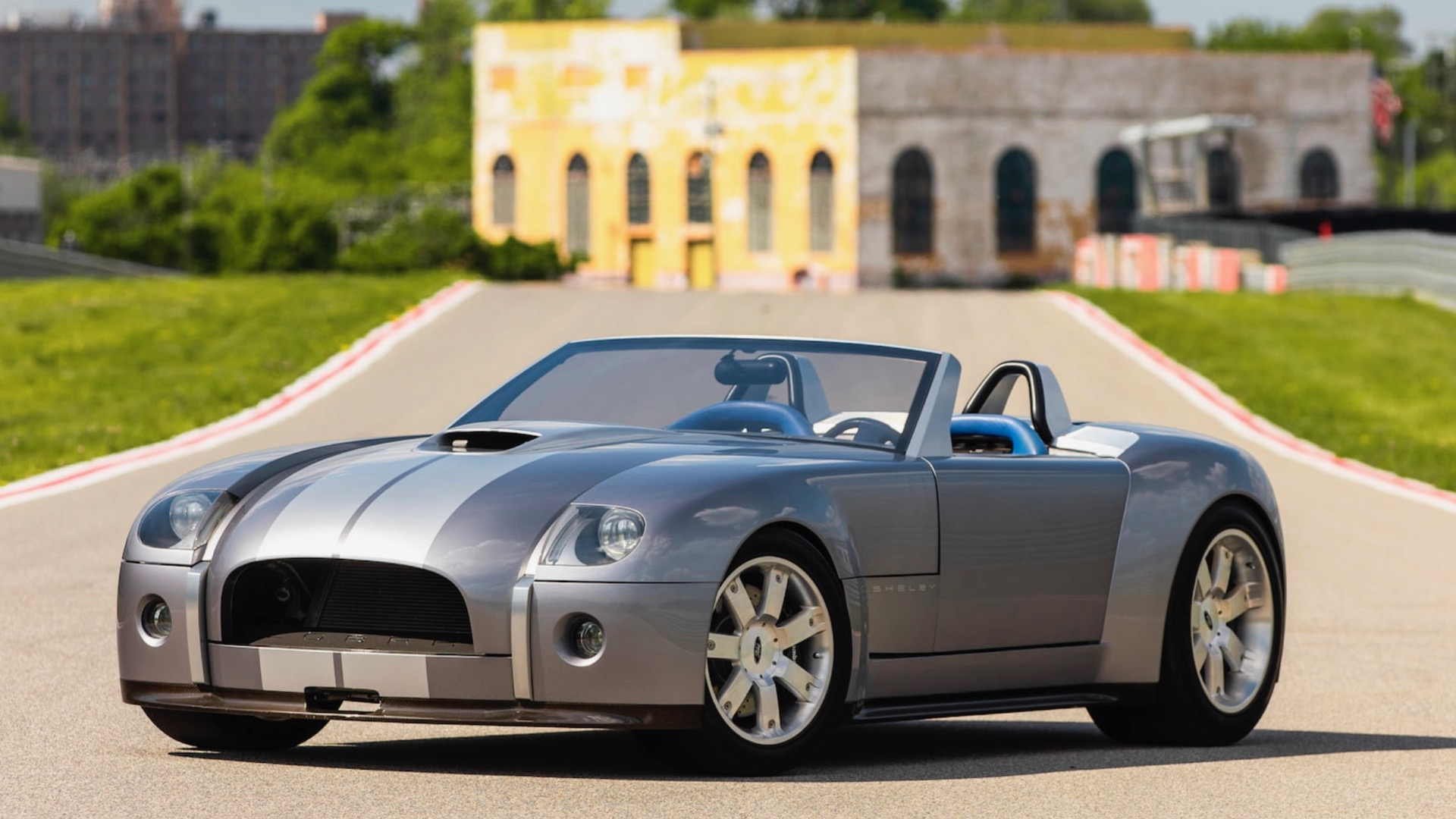 Ford Shelby Cobra concept headed to Monterey auction