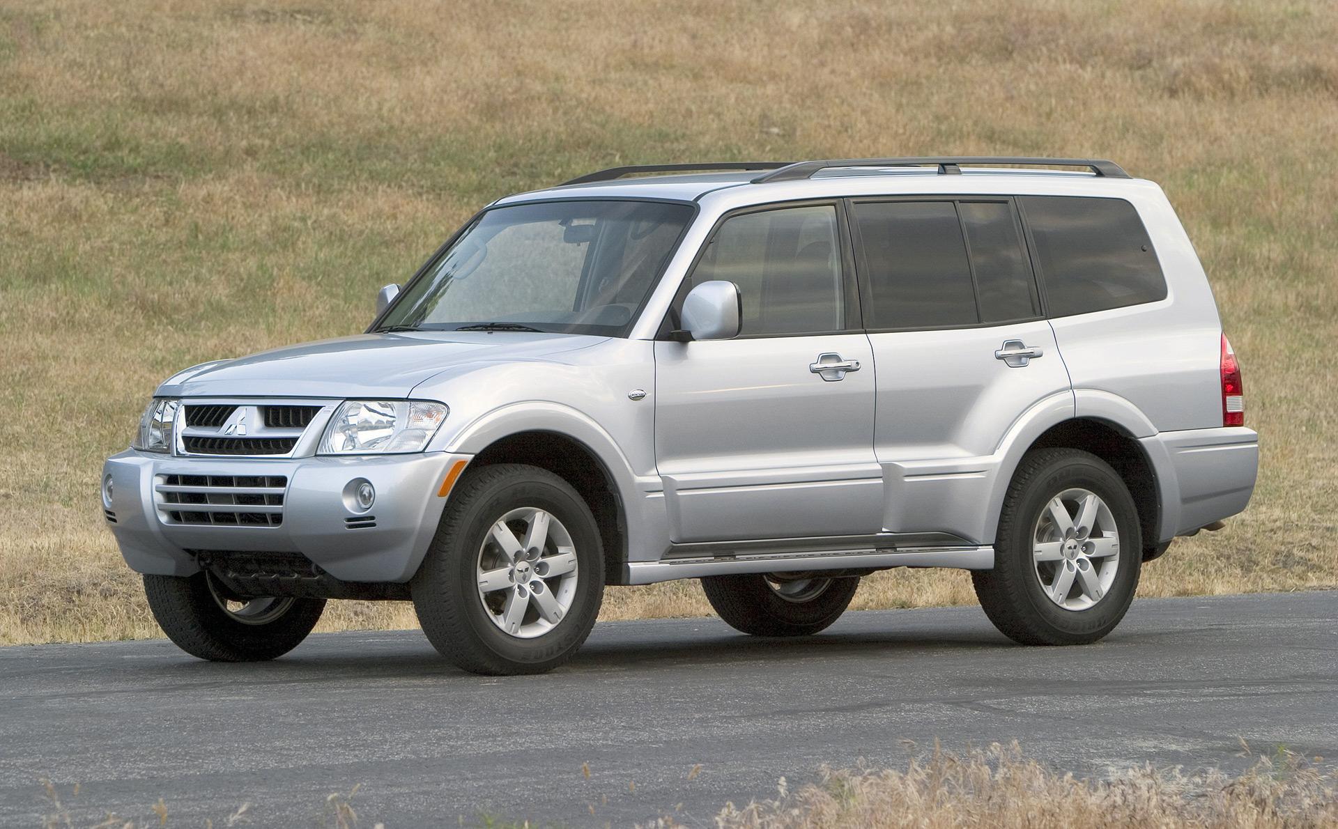 New Mitsubishi Montero Could Be Developed Alongside Next Nissan Armada