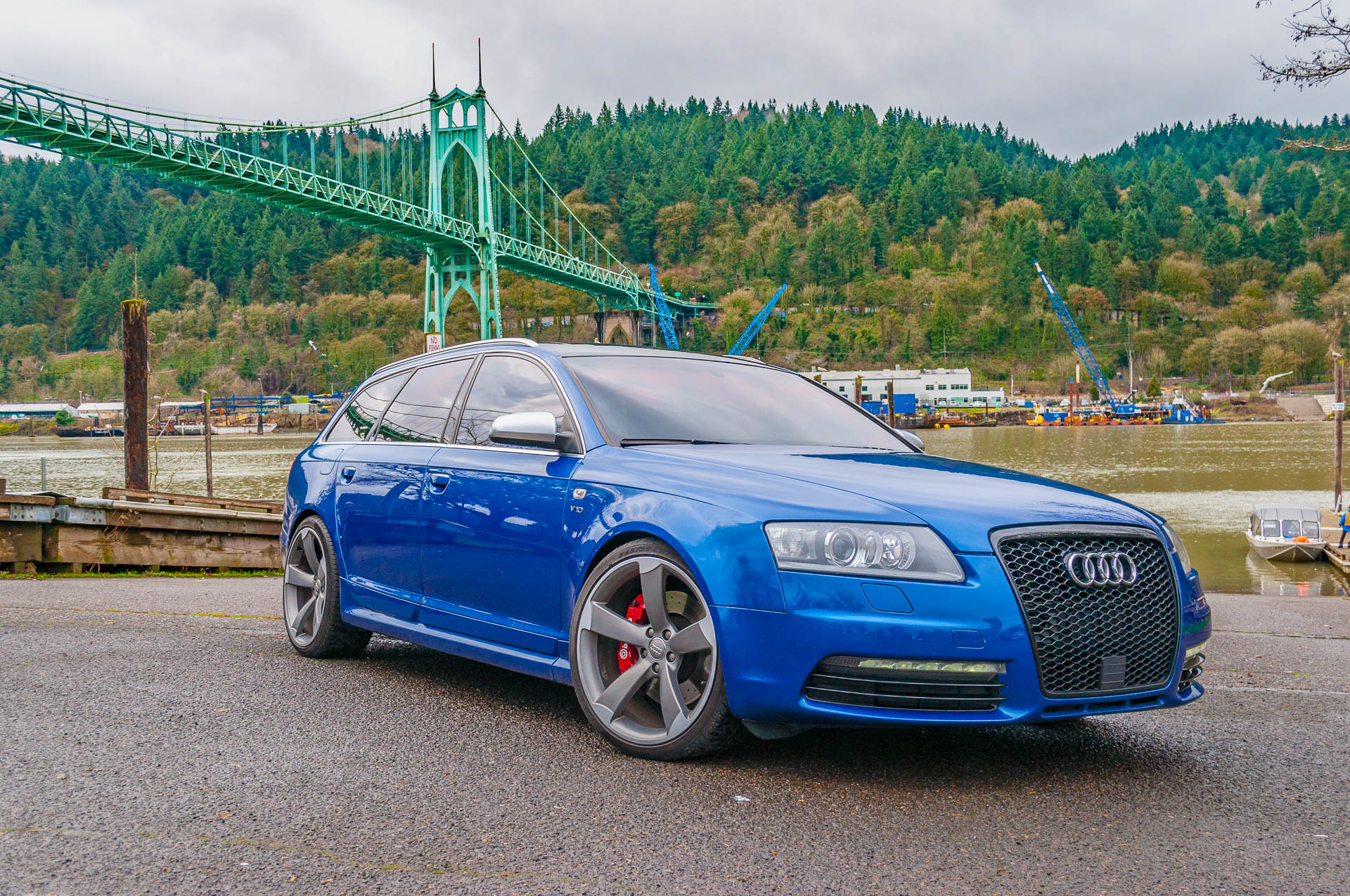 es stating the obvious 2007 audi s6 avant is the dream wagon we never got. Black Bedroom Furniture Sets. Home Design Ideas
