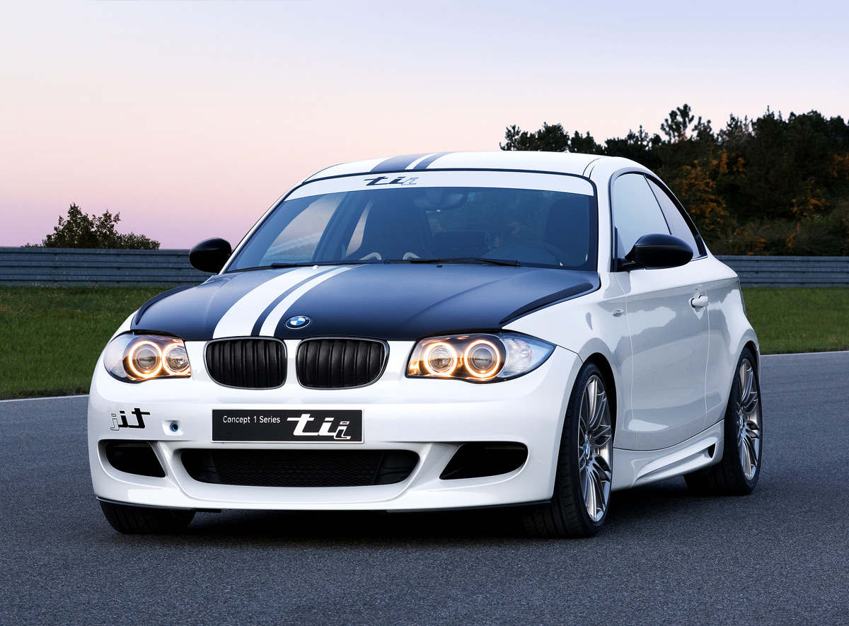 BMW 1-Series M Car Coming In 2011