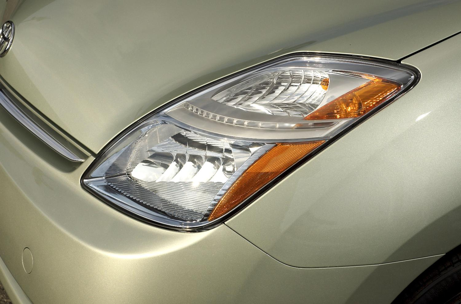 High-Intensity Headlight Horrors Perplex Prius Owners