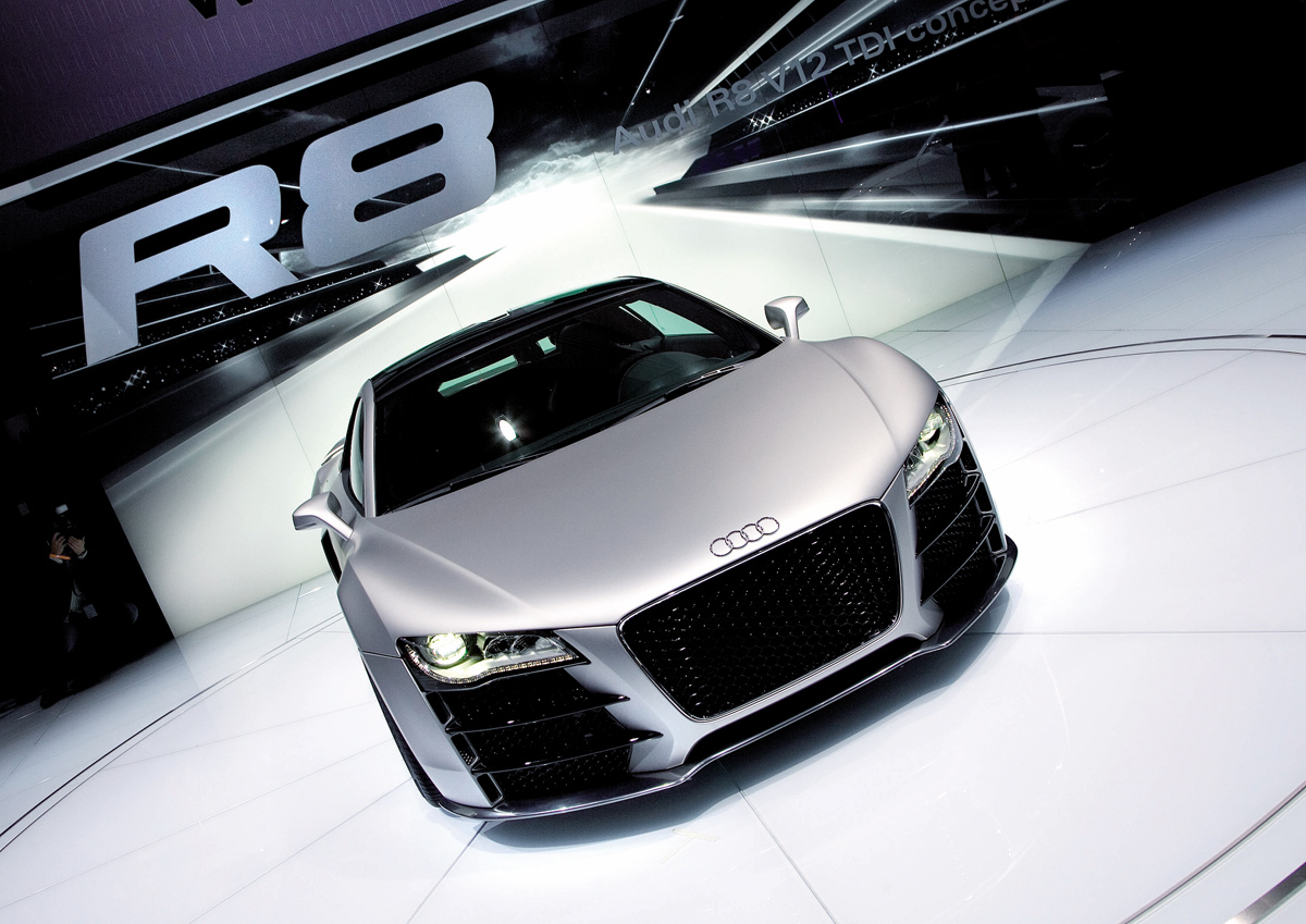 Diesel Engine Planned For New Audi R Report - Audi all car price