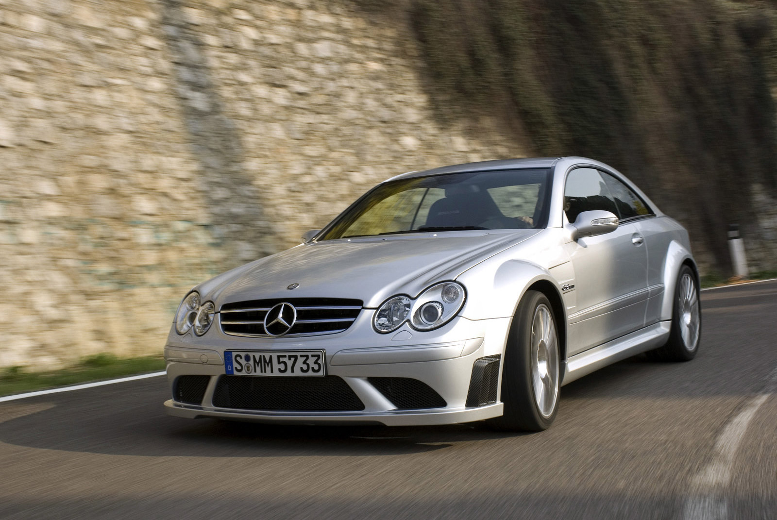 Jeremy Clarkson Finally Parts Ways With His Clk63 Amg