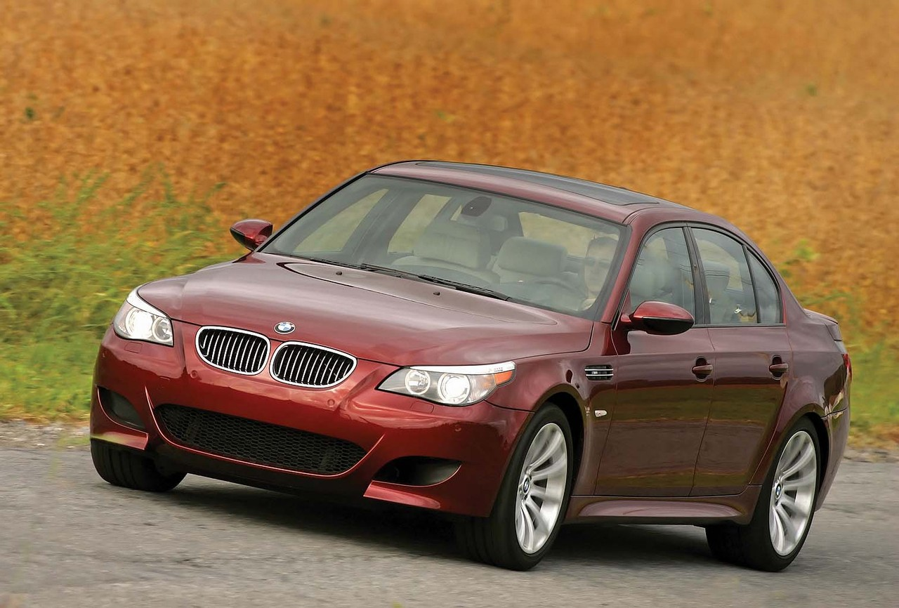 bmw 5 series user manual