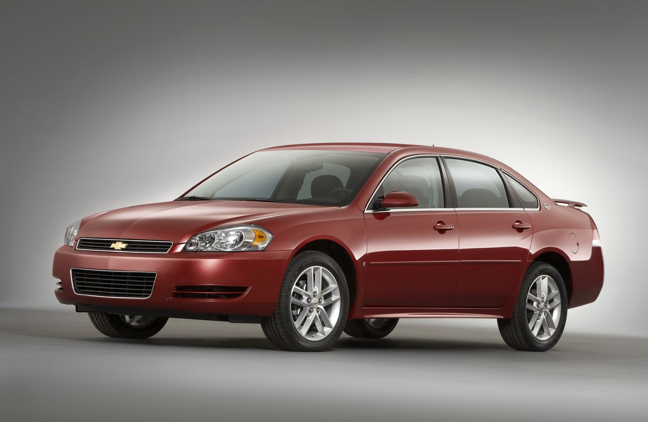 2012 Chevrolet Impala Goes 21st Century: New Power, Folding Back Seat