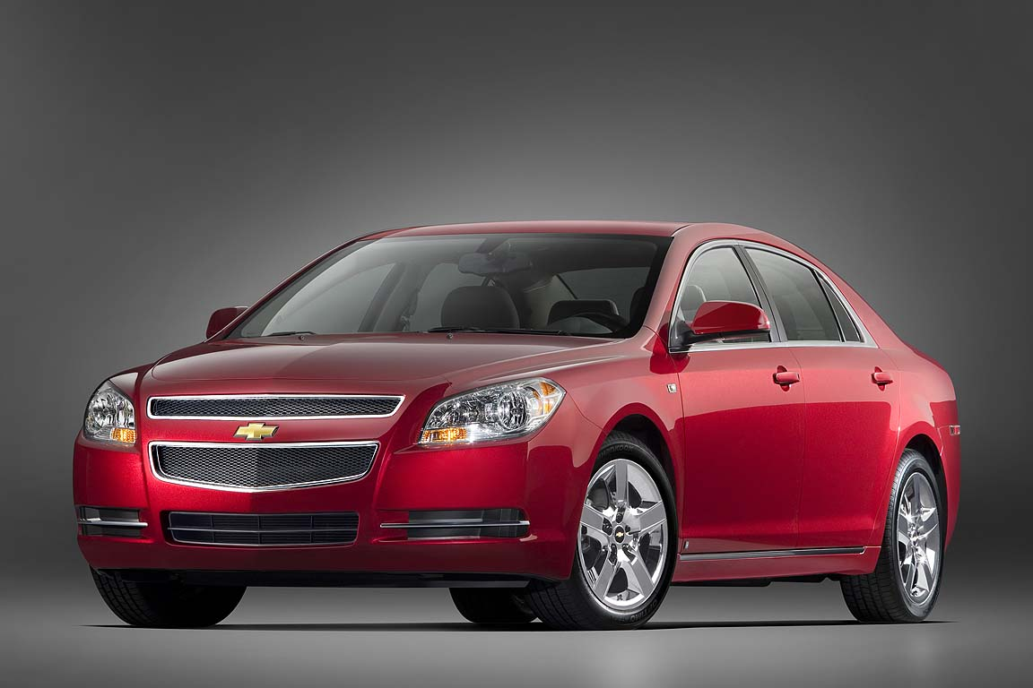 Malibu 2006 chevy malibu recalls : 2008 Chevy Malibu Among GM Models Recalled For Power Steering Problems