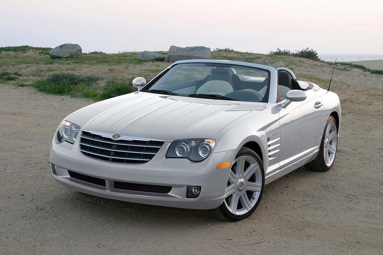 2008 Chrysler Crossfire Review Ratings Specs Prices