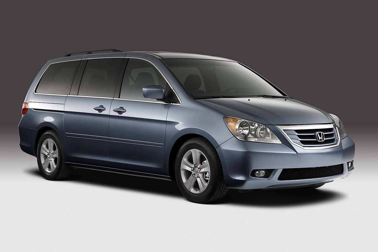Brake Issue Prompts Recall Of 2007-2008 Honda Odyssey, Element