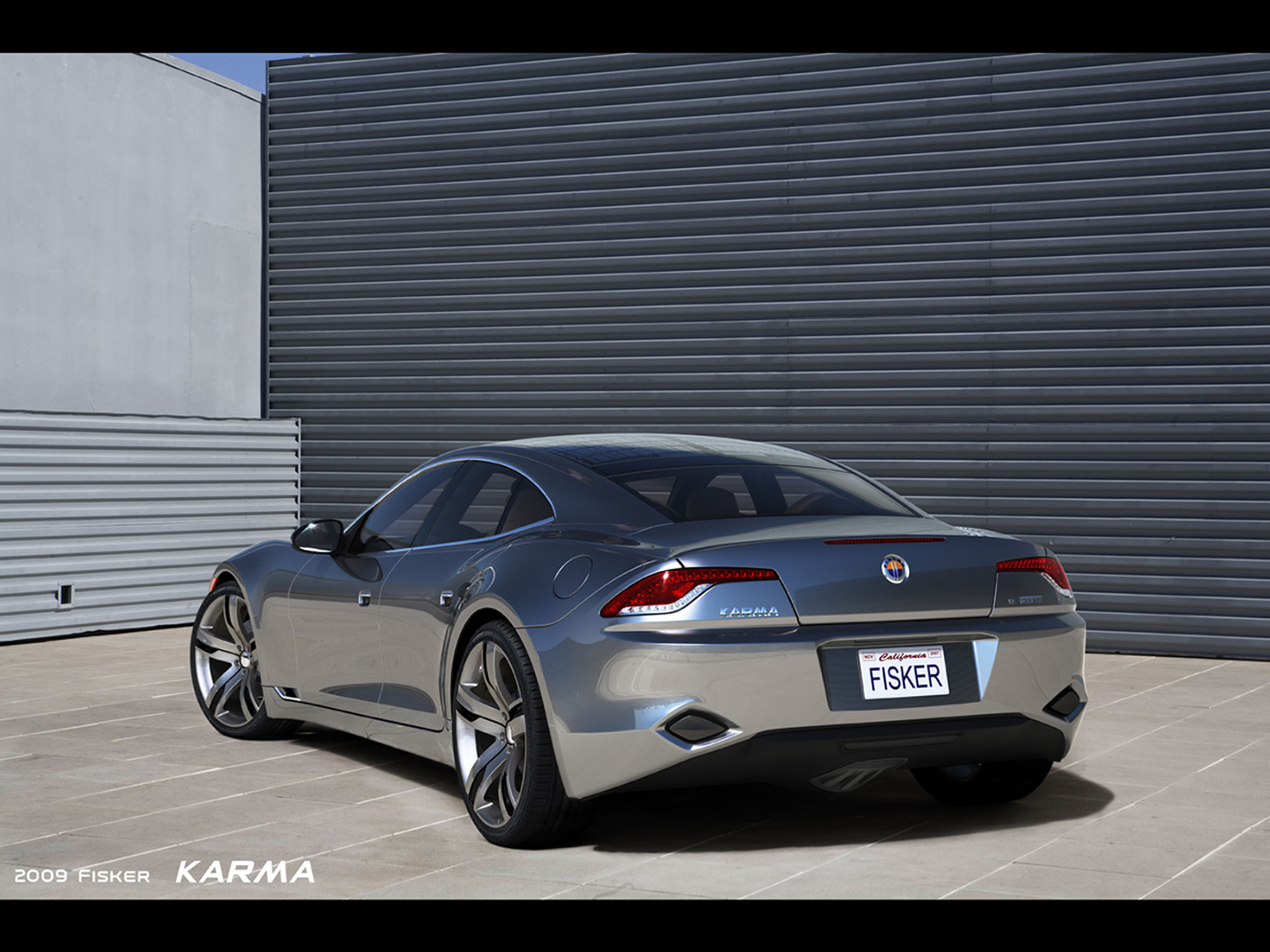 2009 fisker karma this time it 39 s real or so they say for Honda dealer wilmington de
