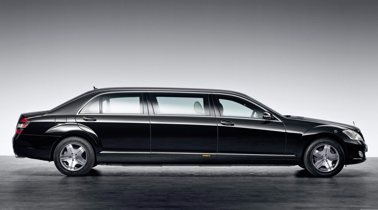 Brabus To Build New Mercedes Benz S Class Pullman