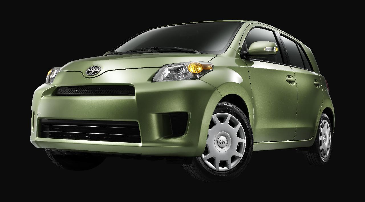 4 Scion xD Release Series 4.4: The Greenest Scion Yet?