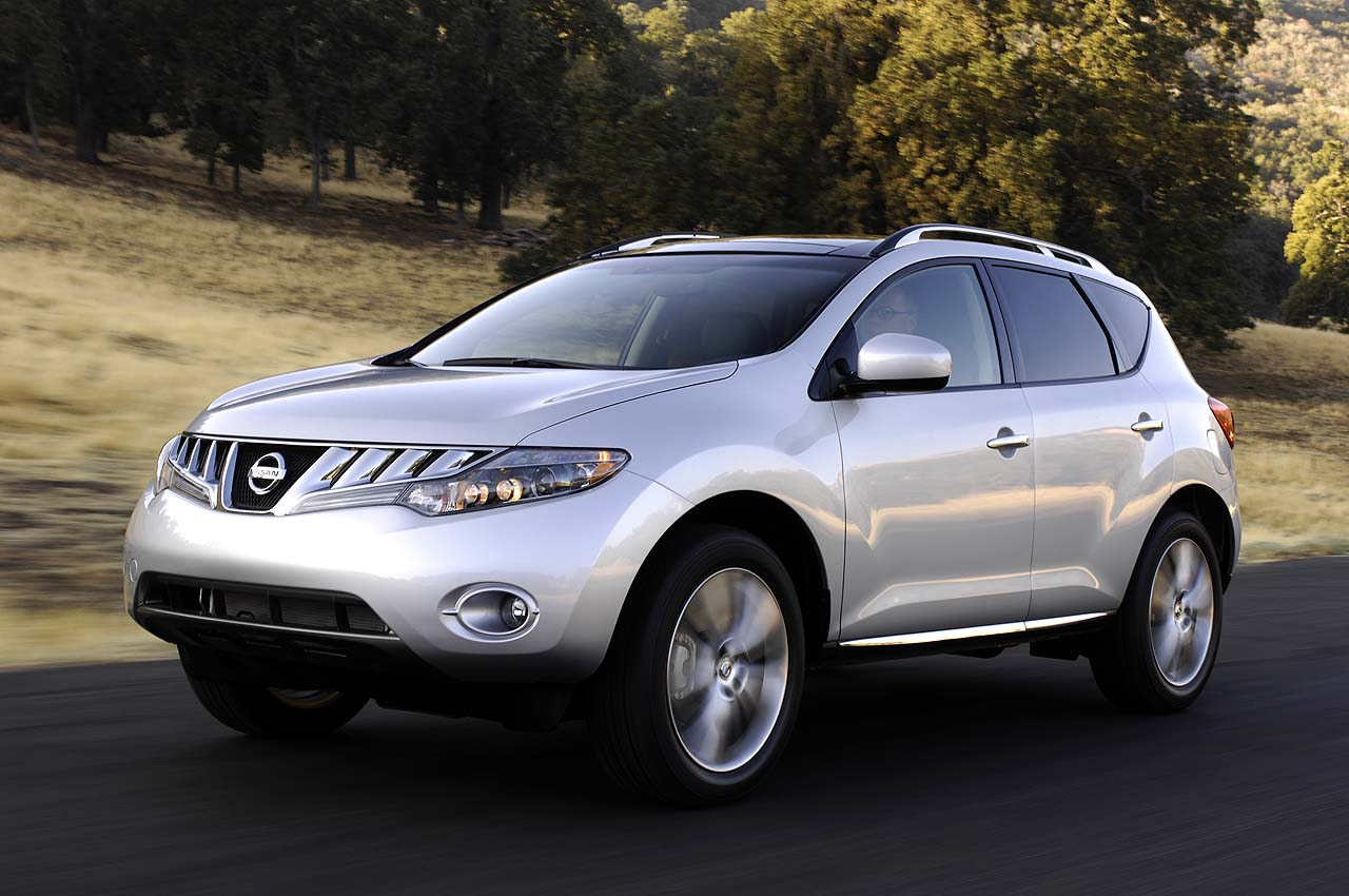 2009 Nissan Murano Review Ratings Specs Prices And