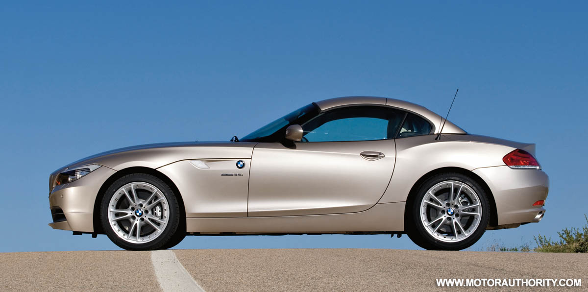 2010 Bmw Z4 Review Ratings Specs Prices And Photos The Car Connection