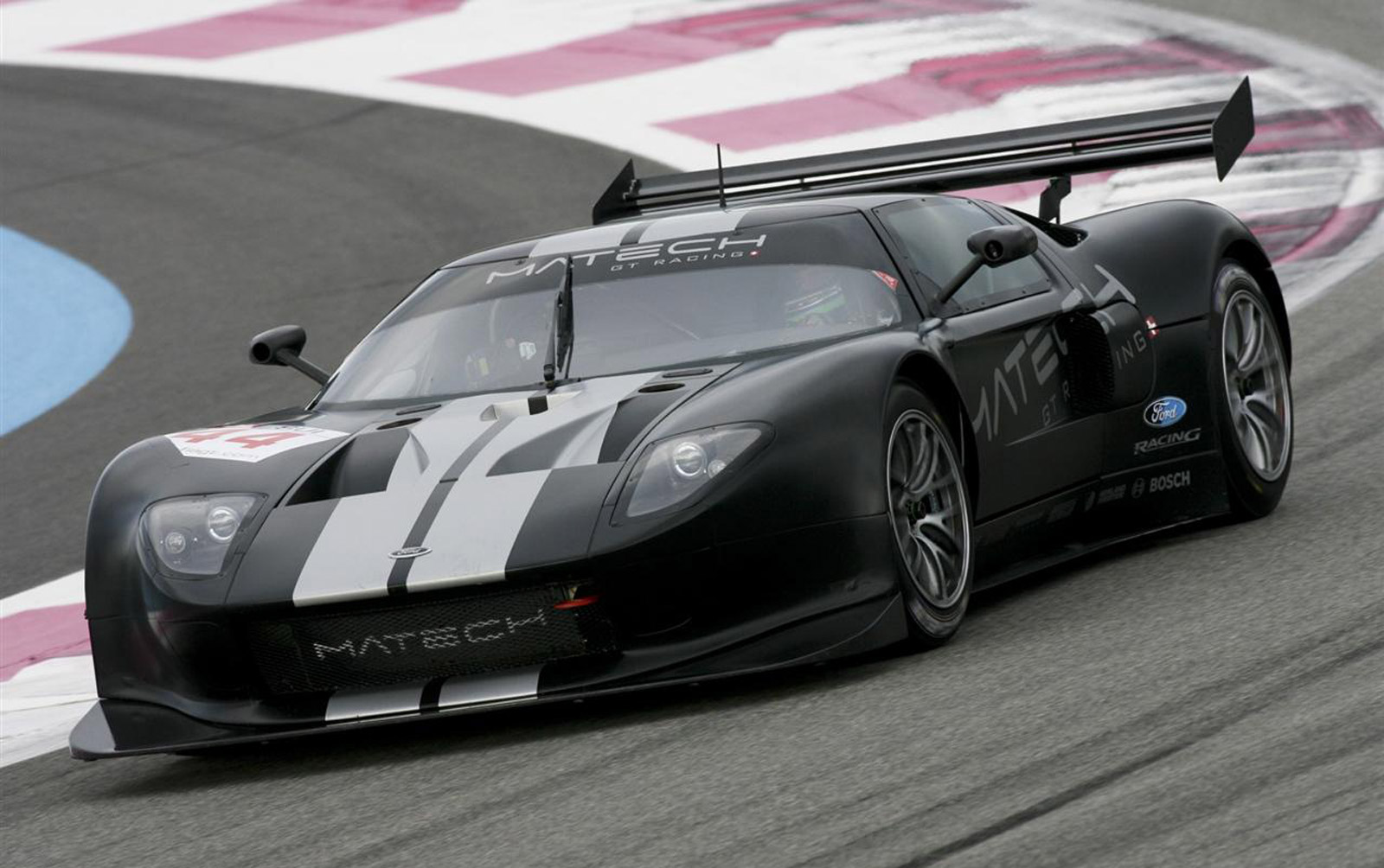 New Ford GT To Race In United SportsCar Championship & 24 ...