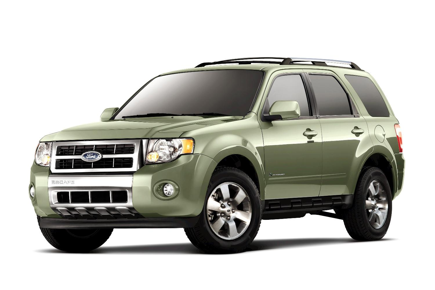 Ford Hybrid Suv >> 2010 Ford Escape Hybrid Review Ratings Specs Prices And Photos