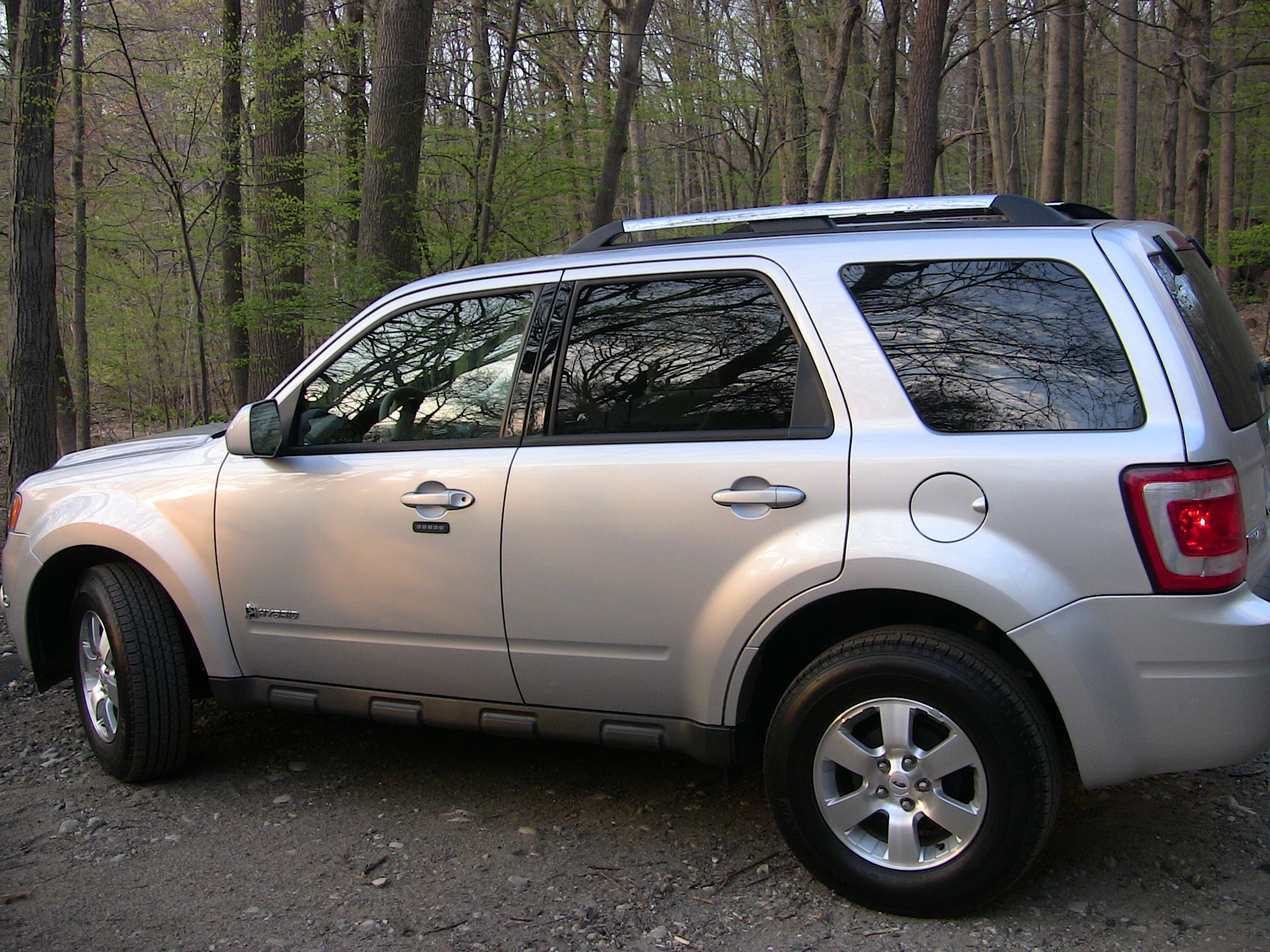 The 2010 Ford Escape Hybrid: An Oldie, But A Goodie