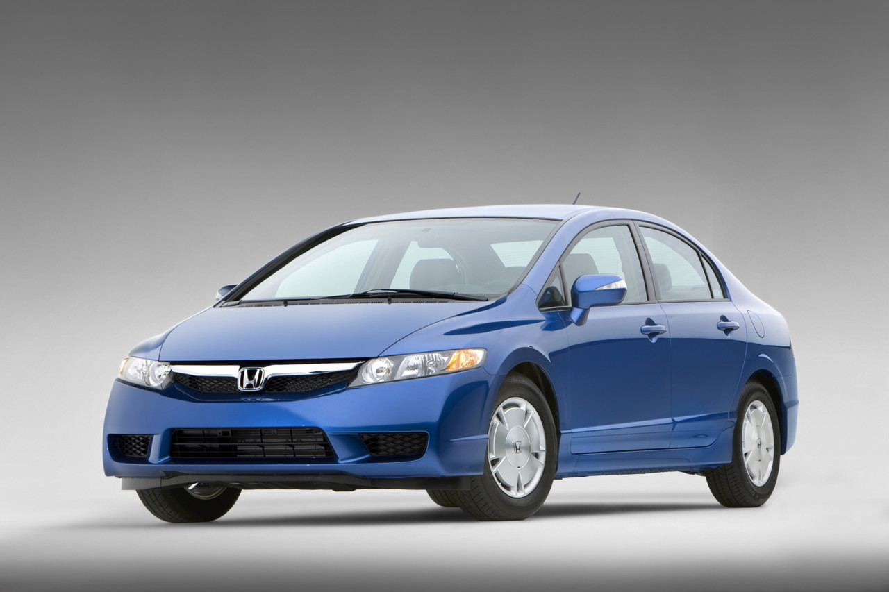 Honda Civic Hybrid Software Upgrade Fixes Battery Issue