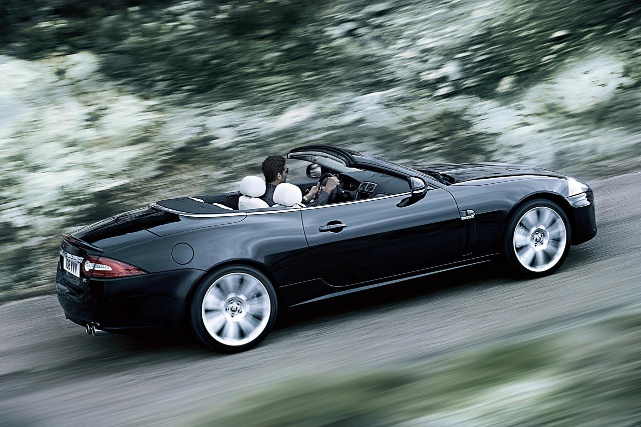 2011 Jaguar XK Convertible Review