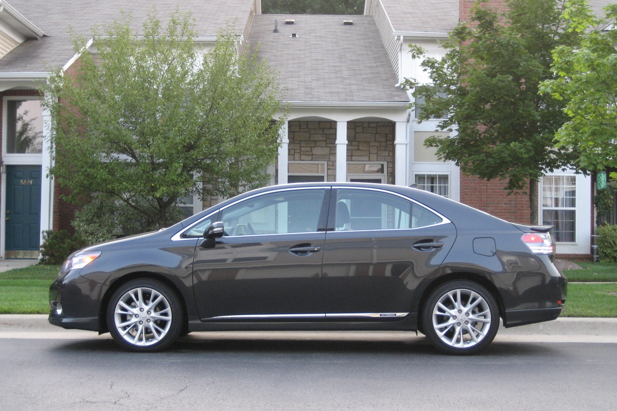 detail page lexus ev vehicles current hybrid sedan es image electric info