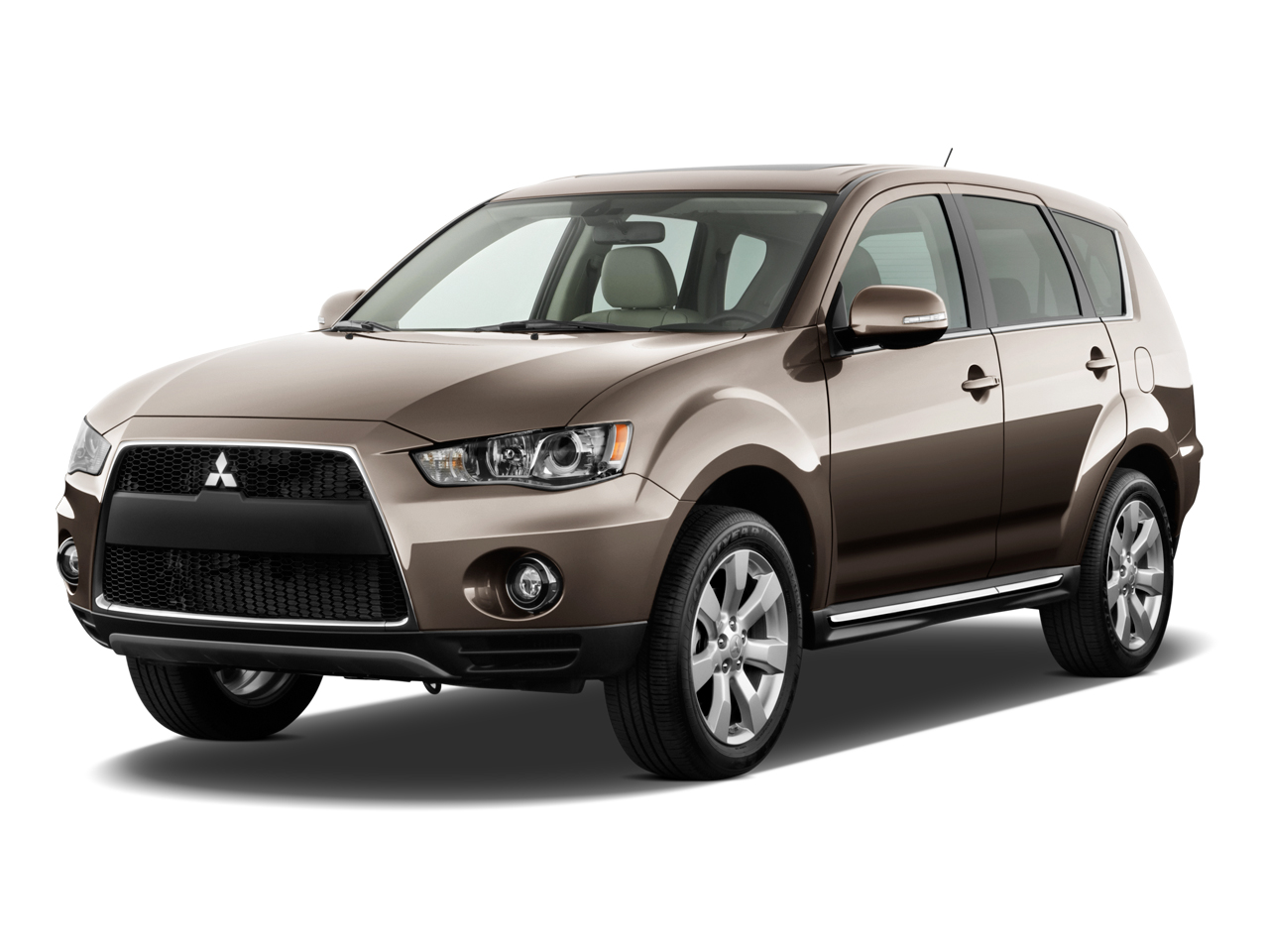 2010 Mitsubishi Outlander Review Ratings Specs Prices And