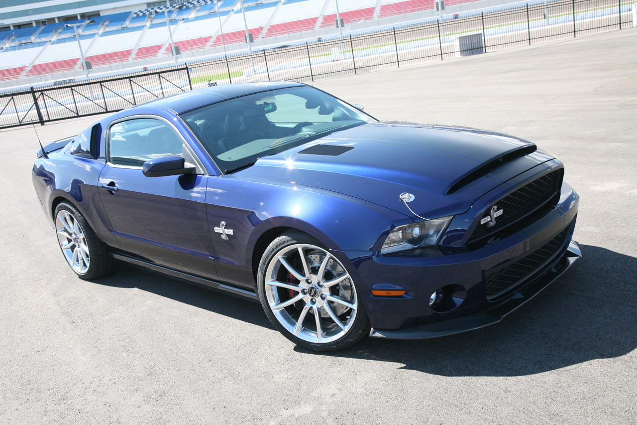 All Types 2010 mustang shelby : 2010 Shelby GT500 Super Snake Details and Photos