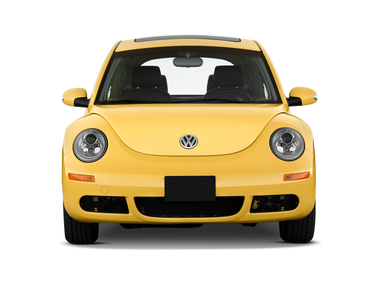 2012 VW Beetle Rendered: Still Bug-Shaped, Less Girly