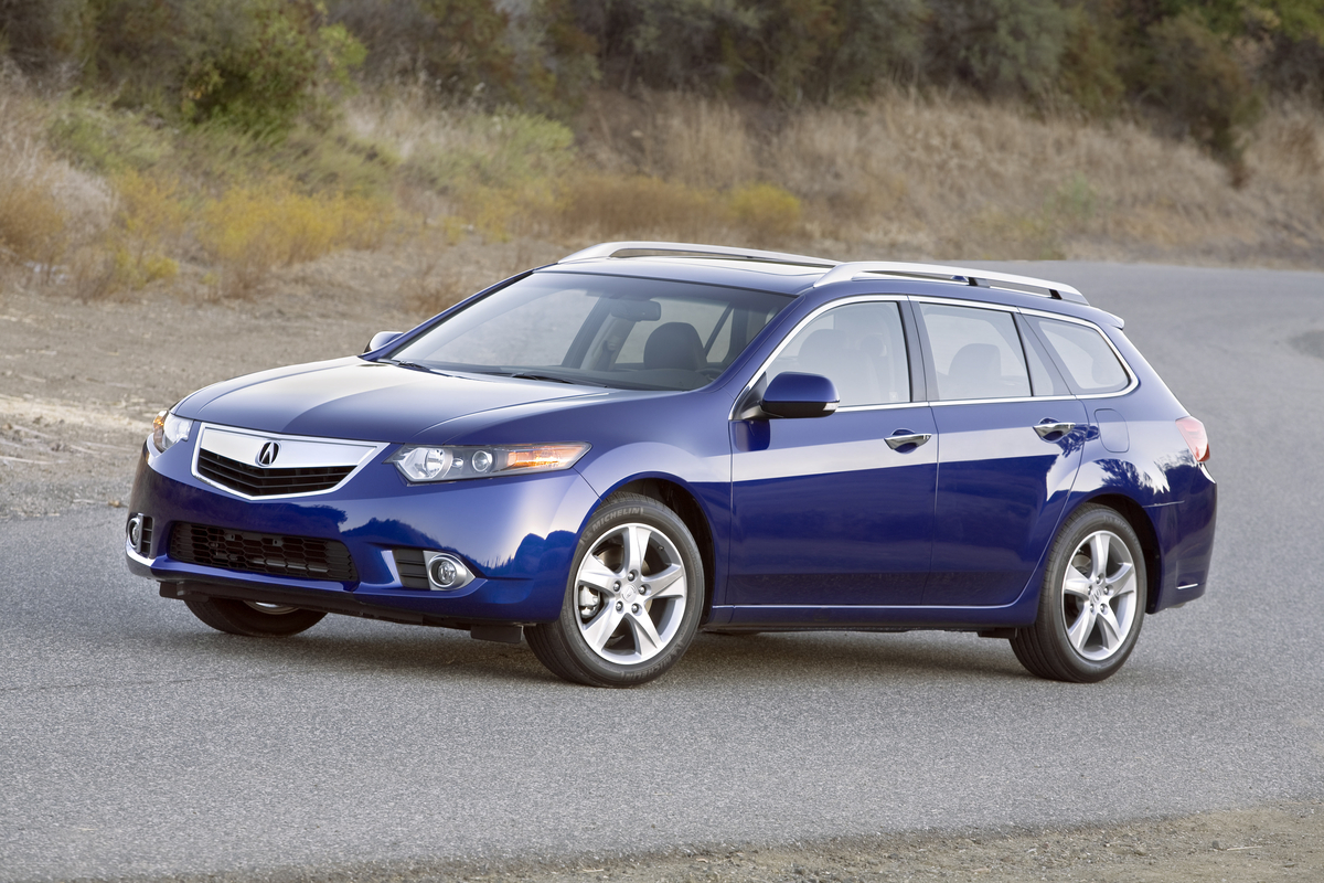 2011 acura tsx sport wagon first drive. Black Bedroom Furniture Sets. Home Design Ideas