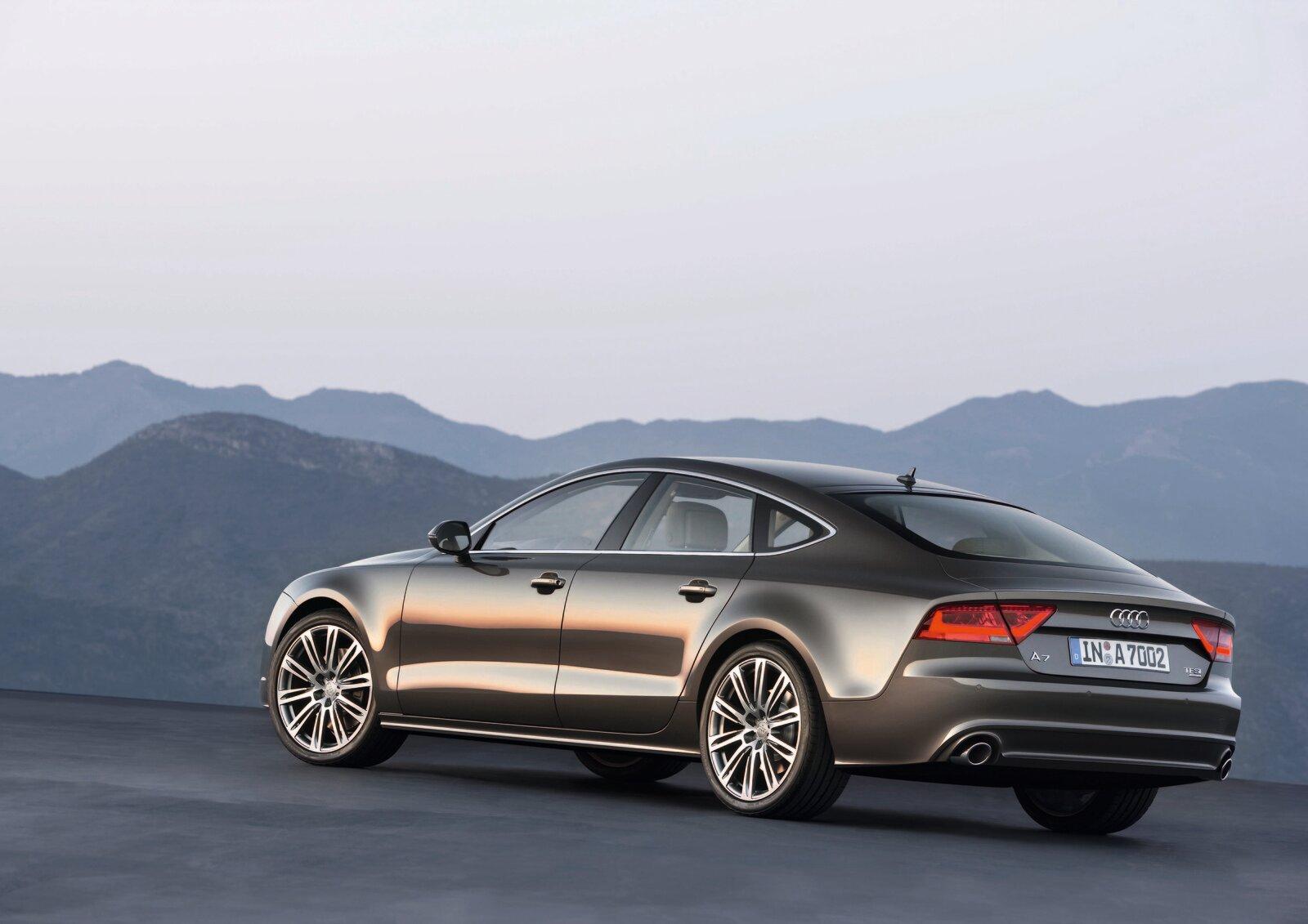 Kekurangan Audi A7 2011 Spesifikasi
