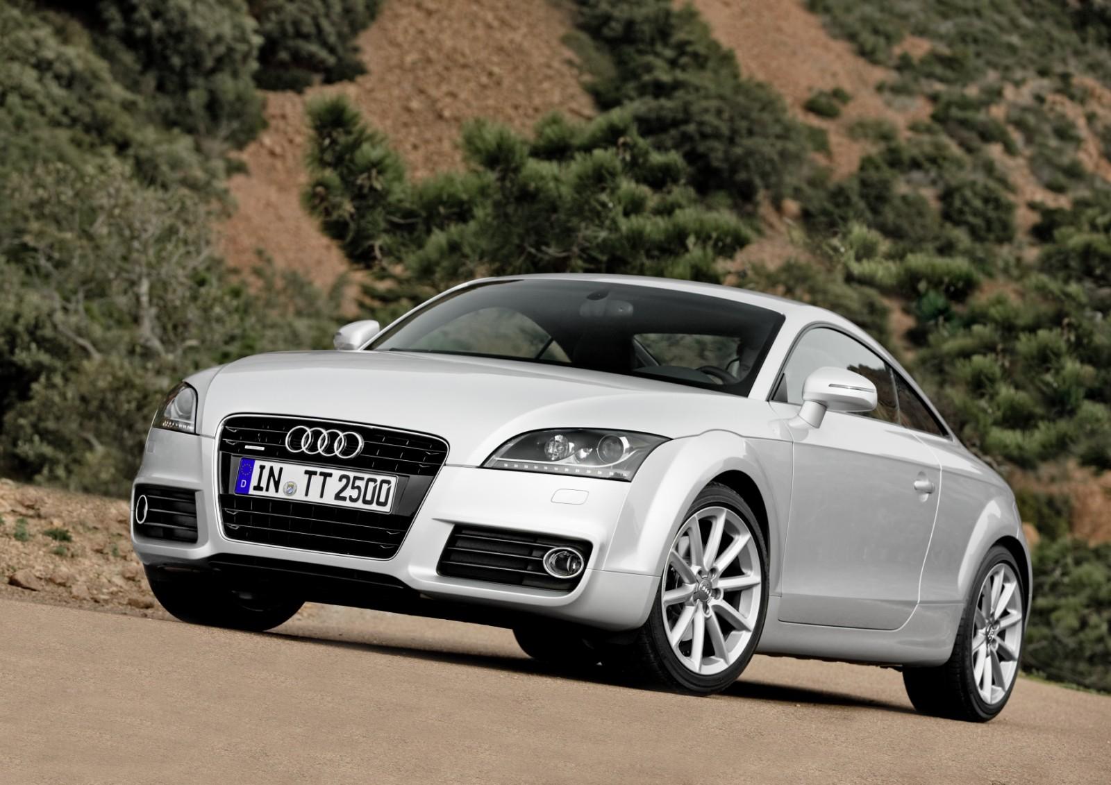 Kelebihan Audi Tt 2011 Top Model Tahun Ini