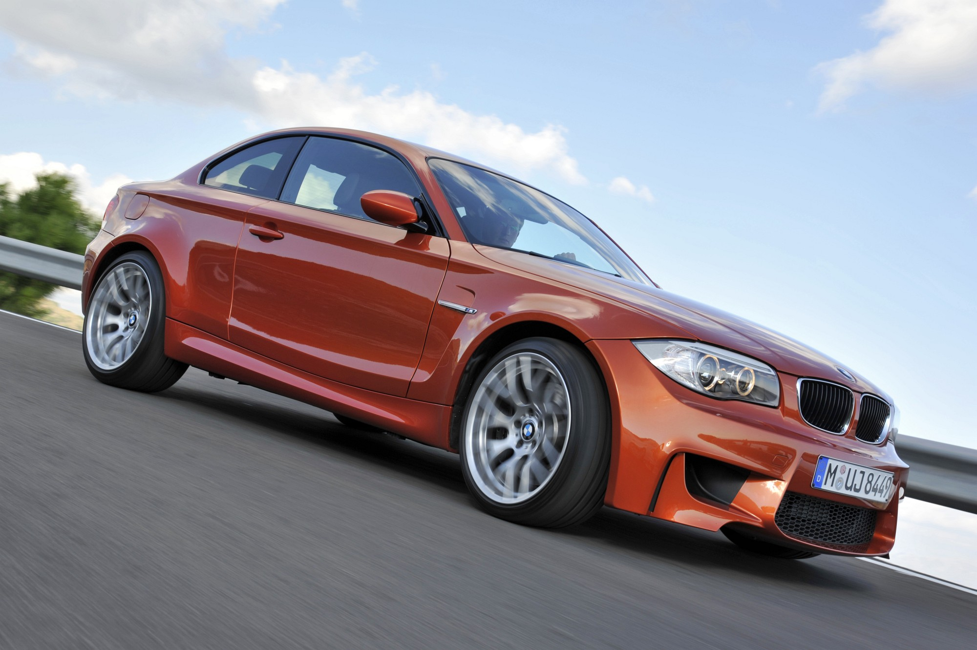 Kroger On Shelby Drive >> 2011 BMW 1-Series M Coupe Preview
