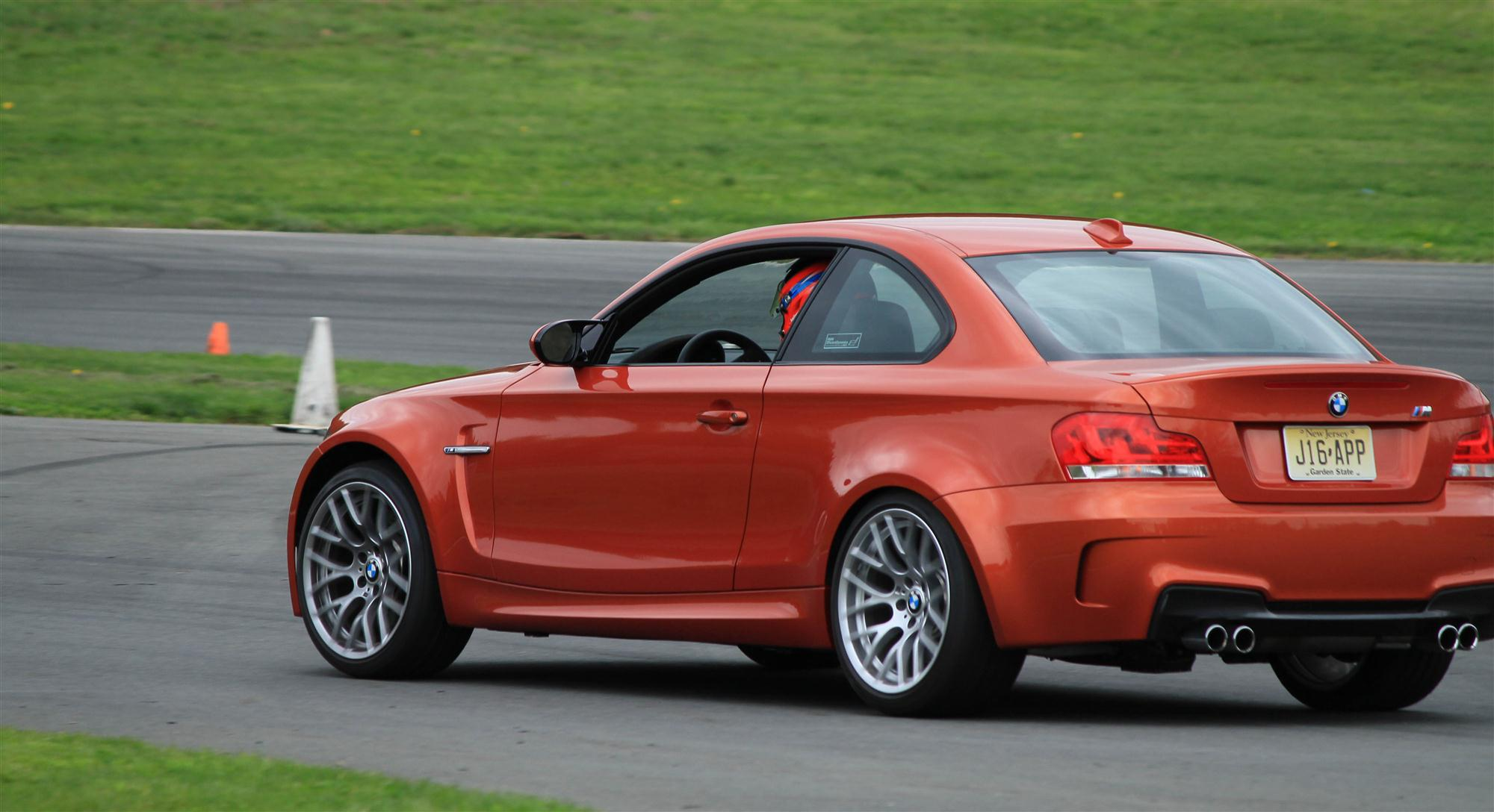 BMW Series M Coupe First Drive - Bmw 1 series m