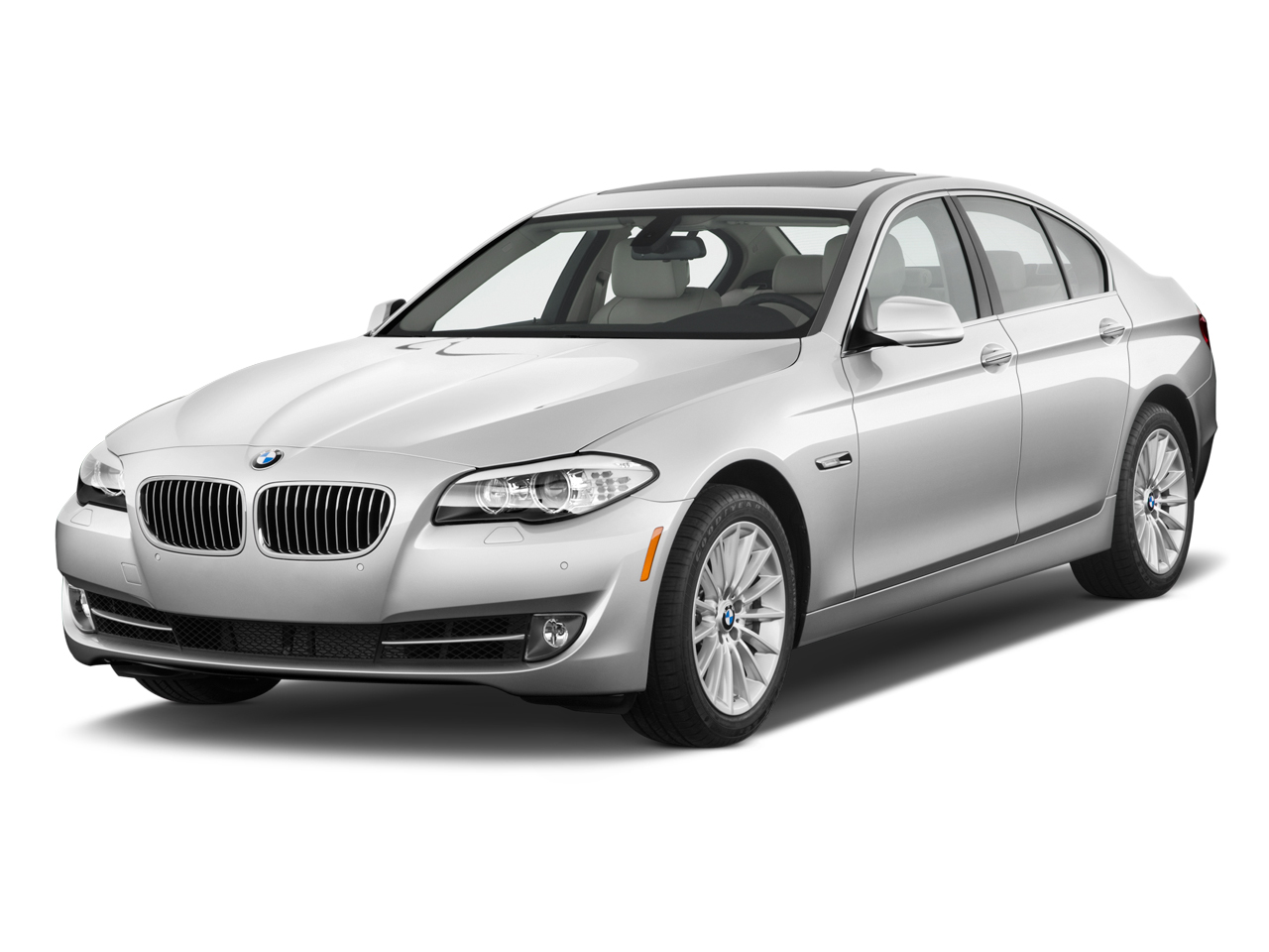 2011 Bmw 5 Series Review Ratings Specs Prices And Photos The Car Connection