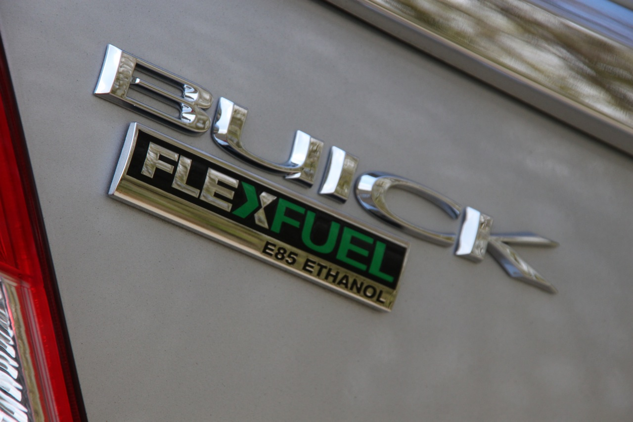 2011 buick regal turbo gets flex fuel capability page 2. Black Bedroom Furniture Sets. Home Design Ideas