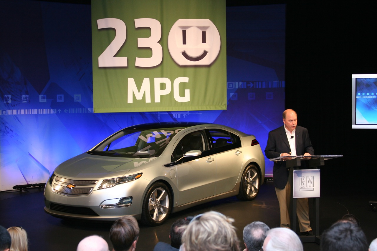 All Chevy 2011 chevrolet volt mpg How Far Can the Chevrolet Volt Go Before You Have to Refill?