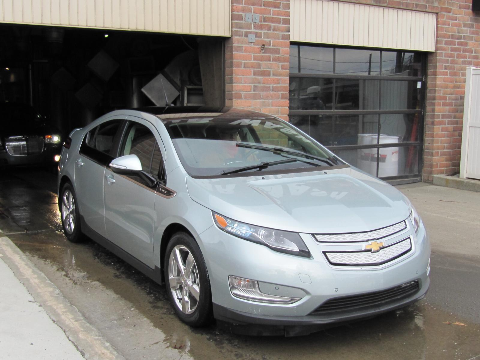 2011 Chevy Volt Gets Five Stars For Overall Safety From NHTSA