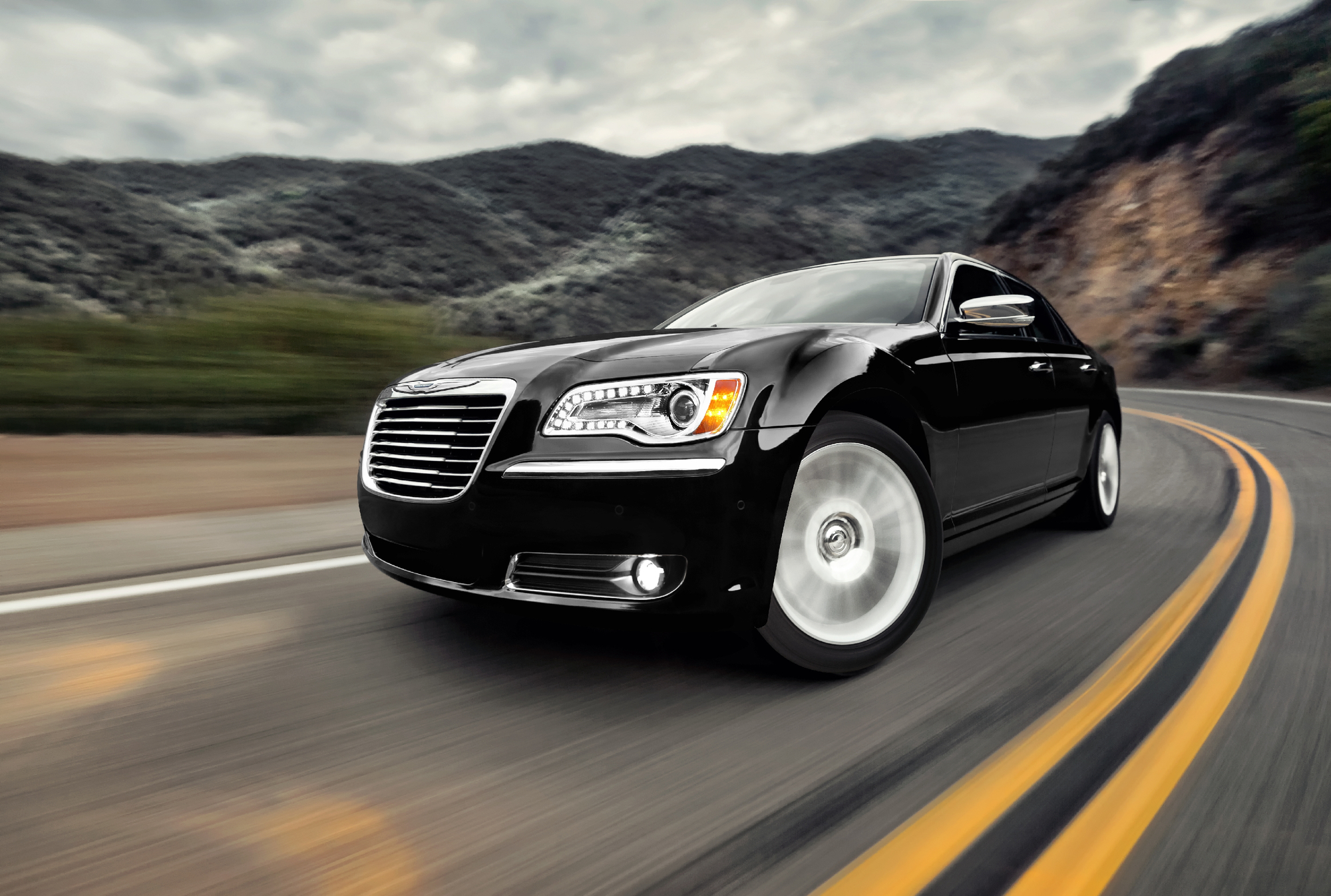 Chrysler 300 Hybrid Coming In 2017