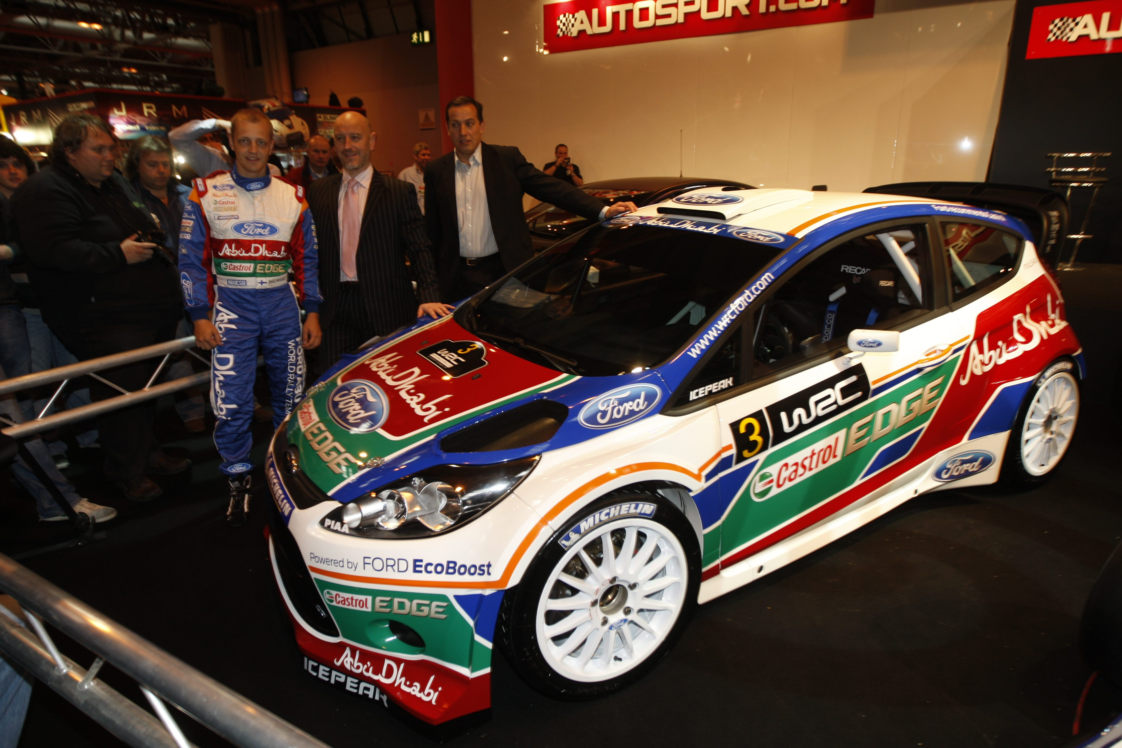 ford unveils new 2011 fiesta rs wrc livery. Black Bedroom Furniture Sets. Home Design Ideas