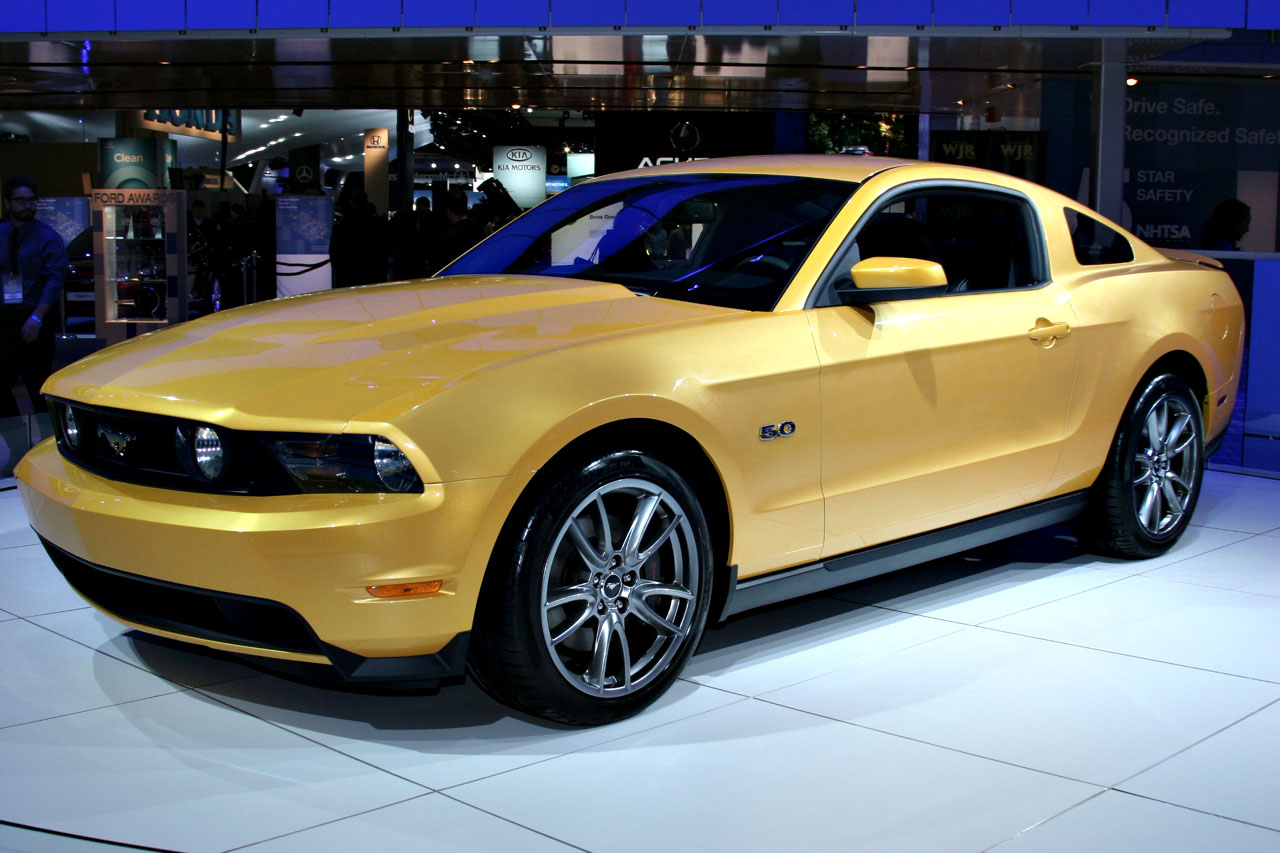 Leaked 2011 ford mustang gt v 6 prices