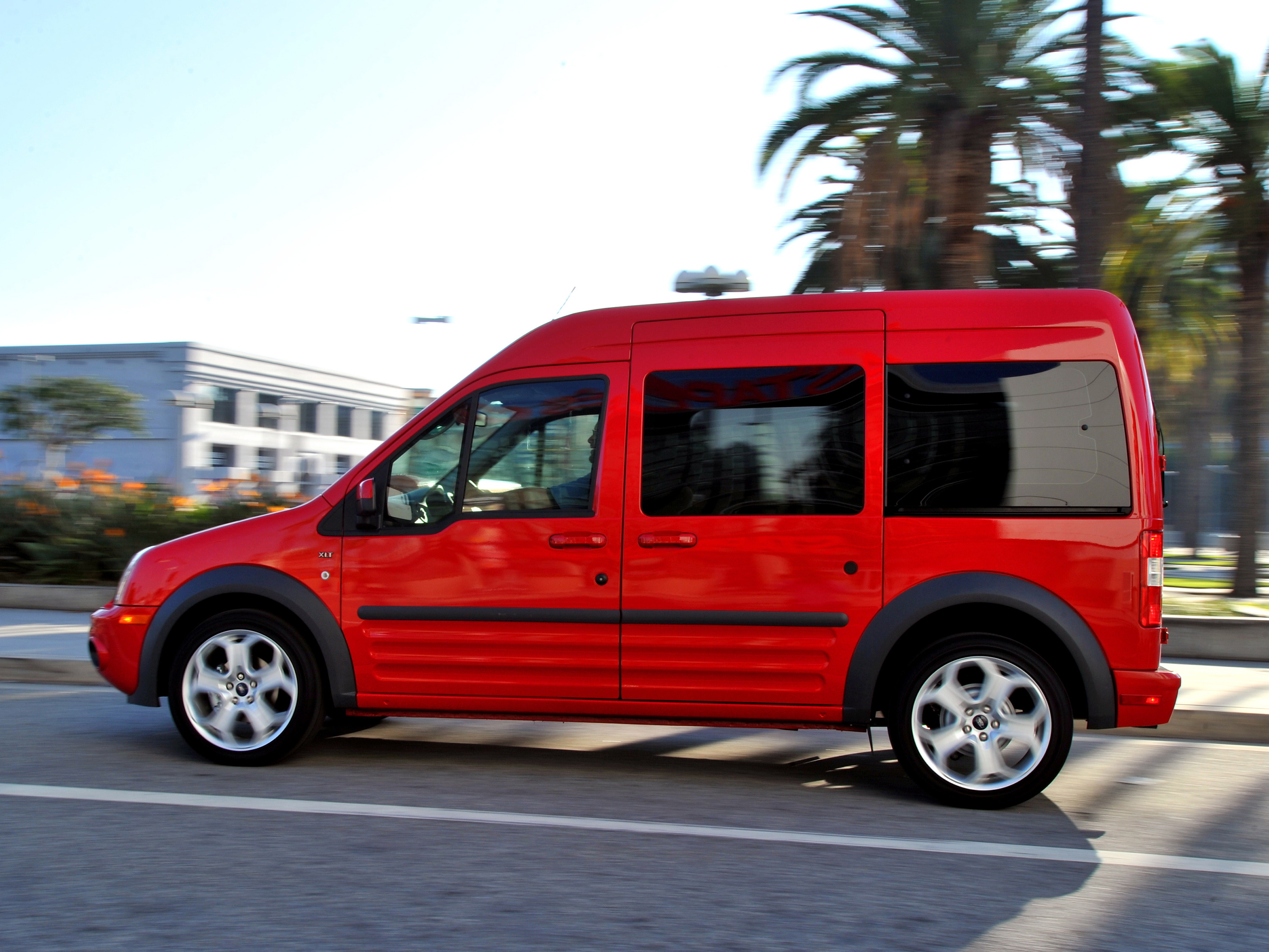 2011 Ford Transit Connect Dressed Up For Family Duty