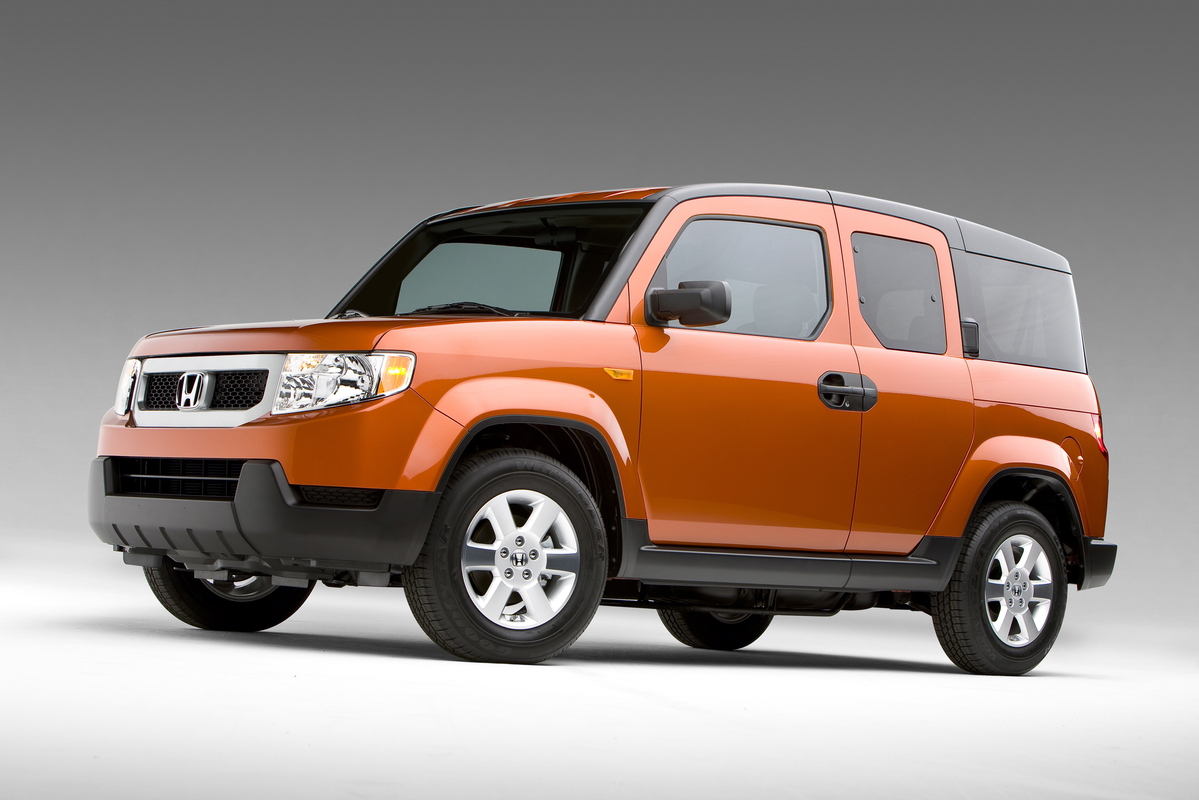 Honda Element Bites the Dust