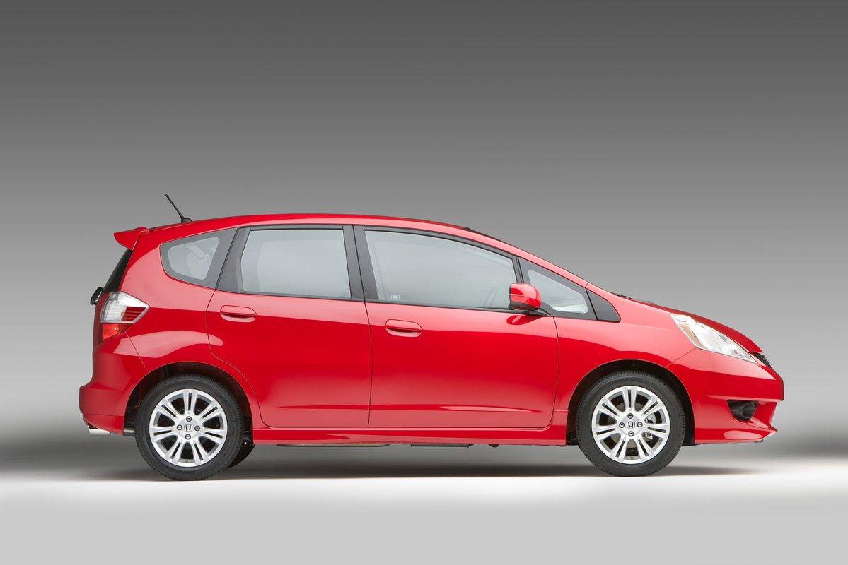 2007-2008 Honda Fit in Recall