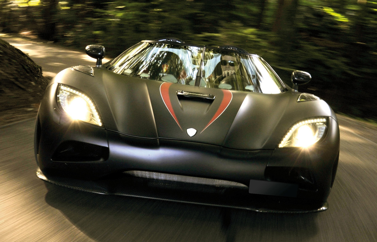 One Off Koenigsegg Agera X Up For Sale