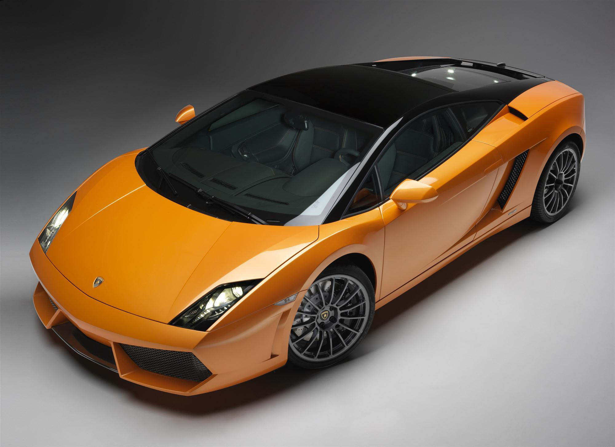 Lamborghini Gallardo Lp560 4 Bicolore Unveiled In Qatar