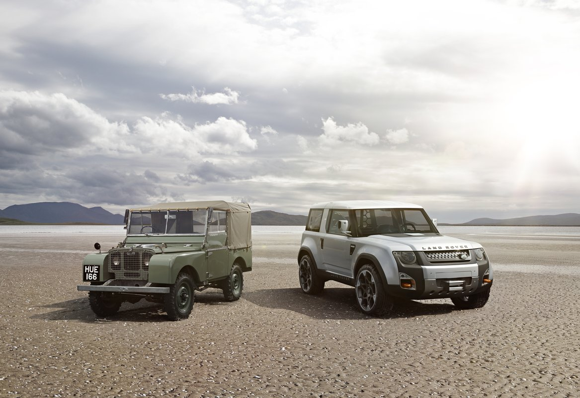 Next Generation Land Rover Defender Delayed Report